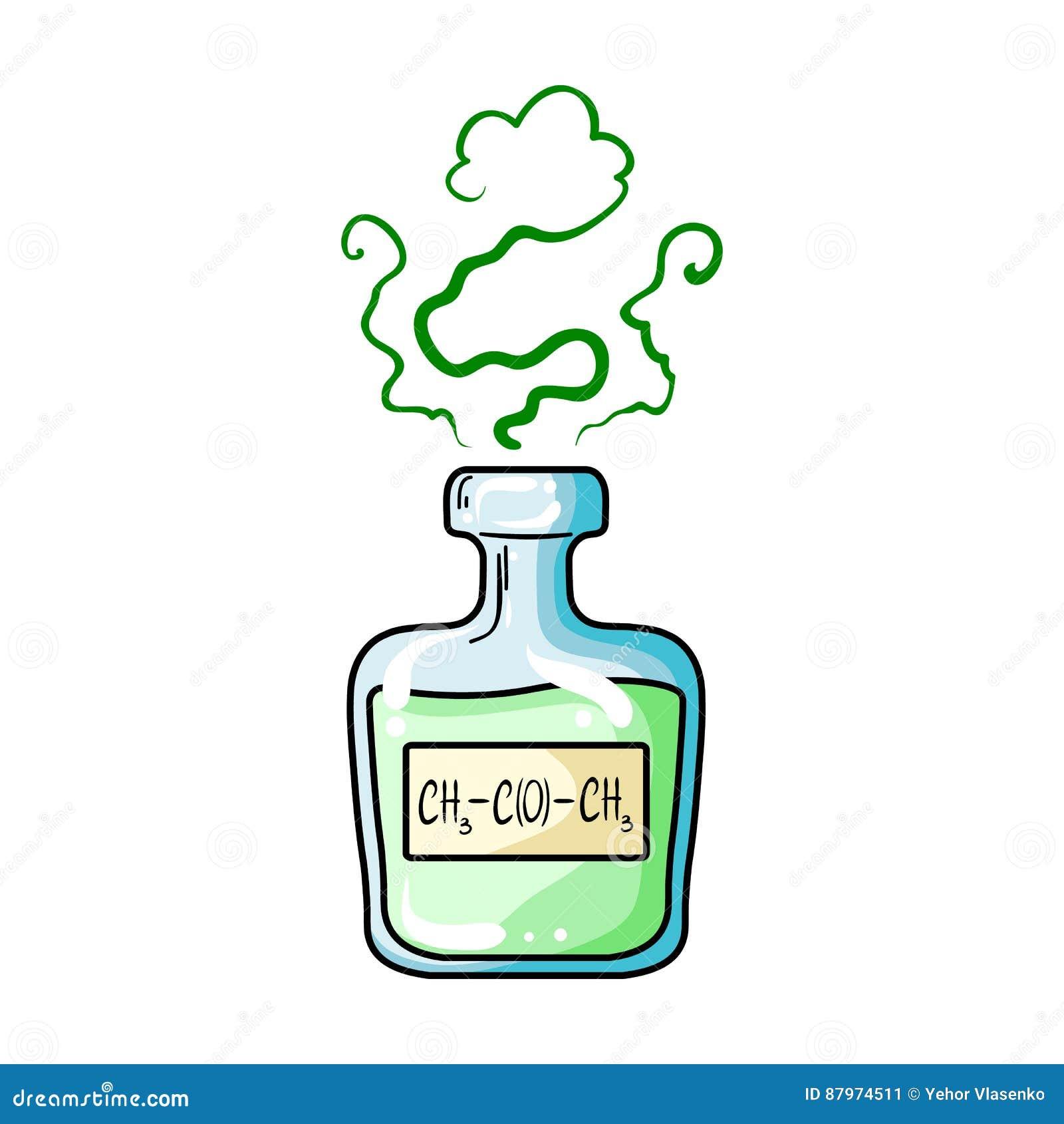 Een flesje groen drankje Geneesmiddelen voor diabetici Diabetes enig pictogram in illustratie van de het symboolvoorraad van de b