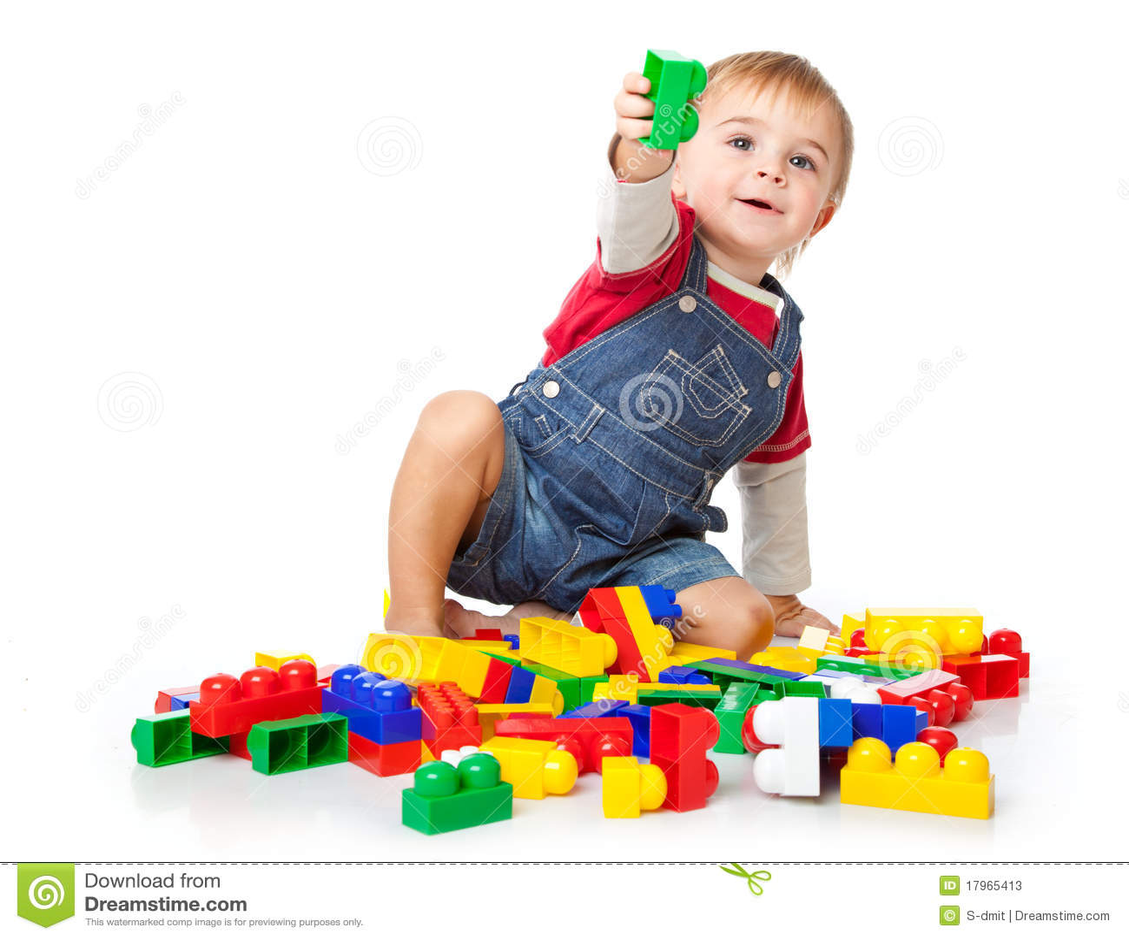 Een grappige jongen speelt met lego stock foto 39 s afbeelding 17965413 - Kleine studio ontwikkeling ...