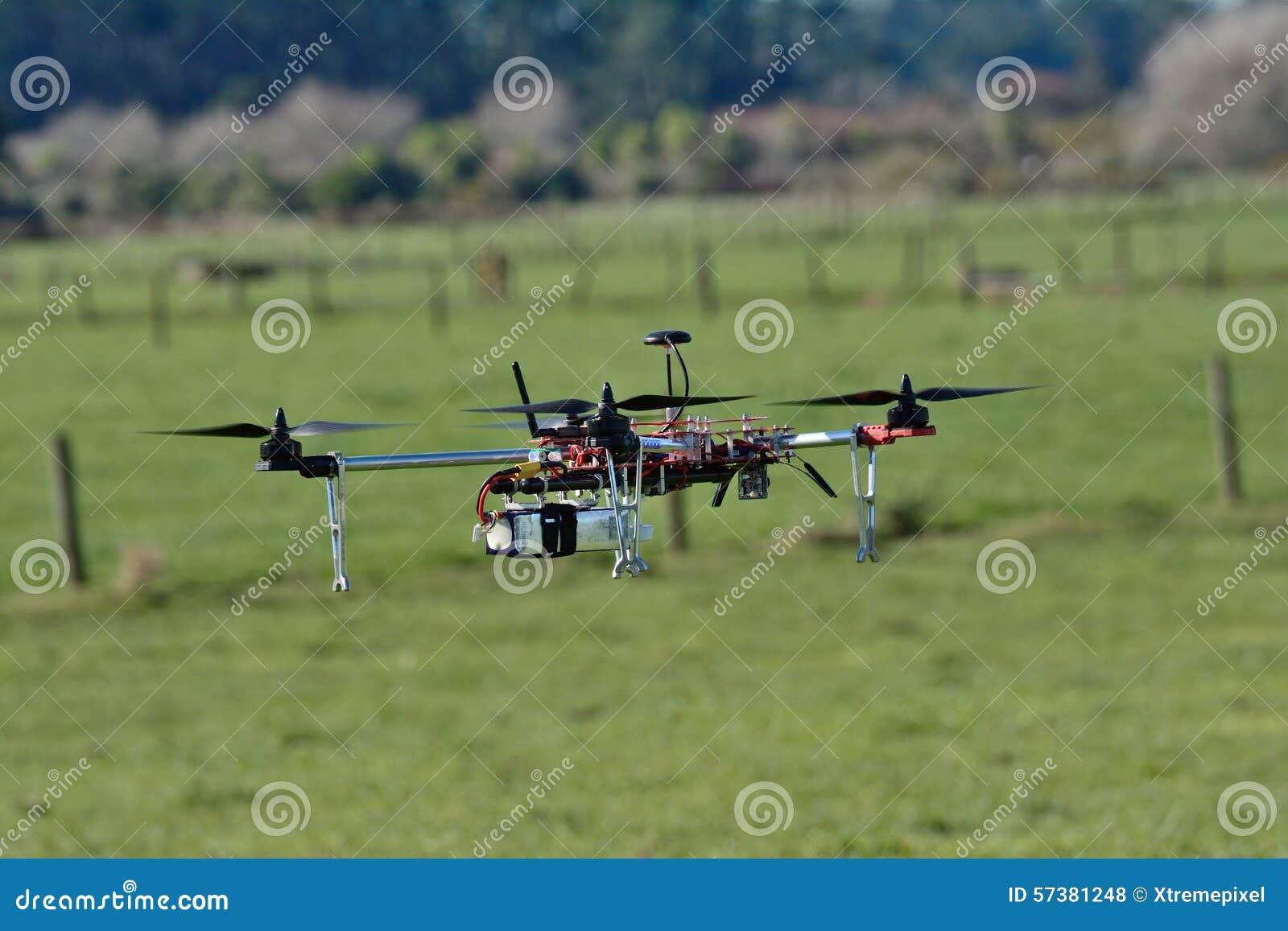 Een hommel of UAV
