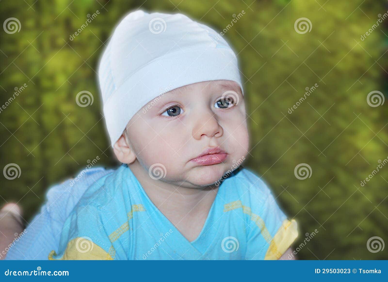 Een kleine jongen