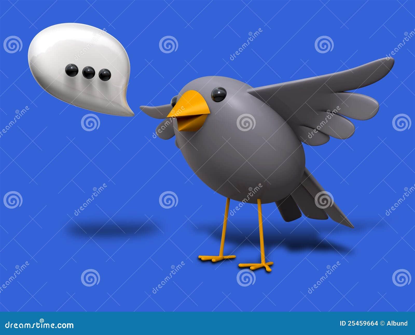 Een kleine Vogel vertelde me