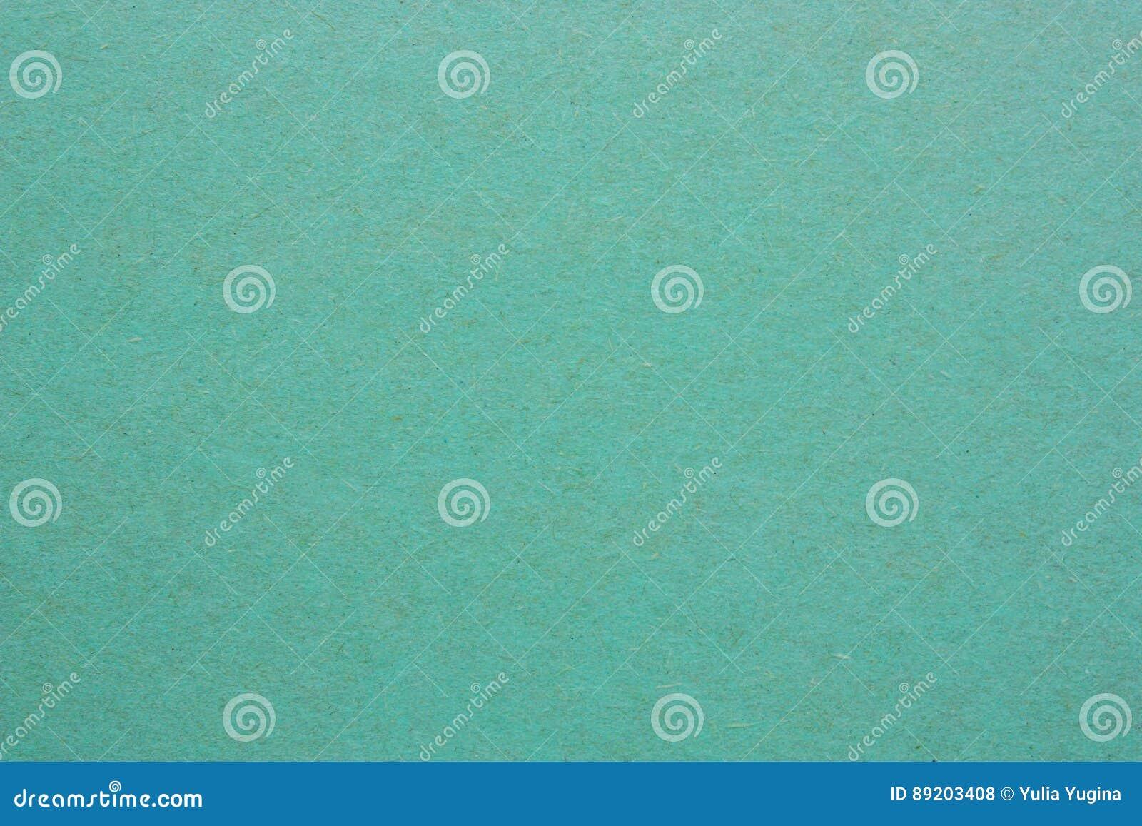 Een leeg blad van document of triplex groene kleur