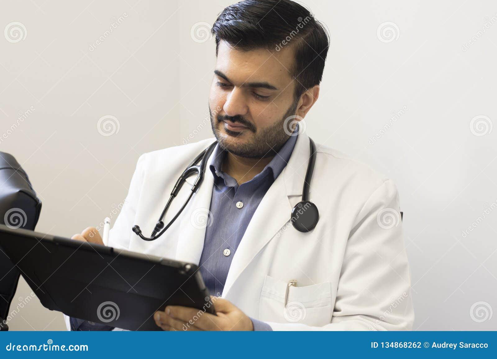 Een medische arts
