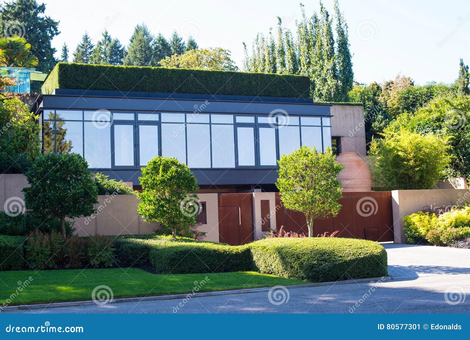 Een modern huis