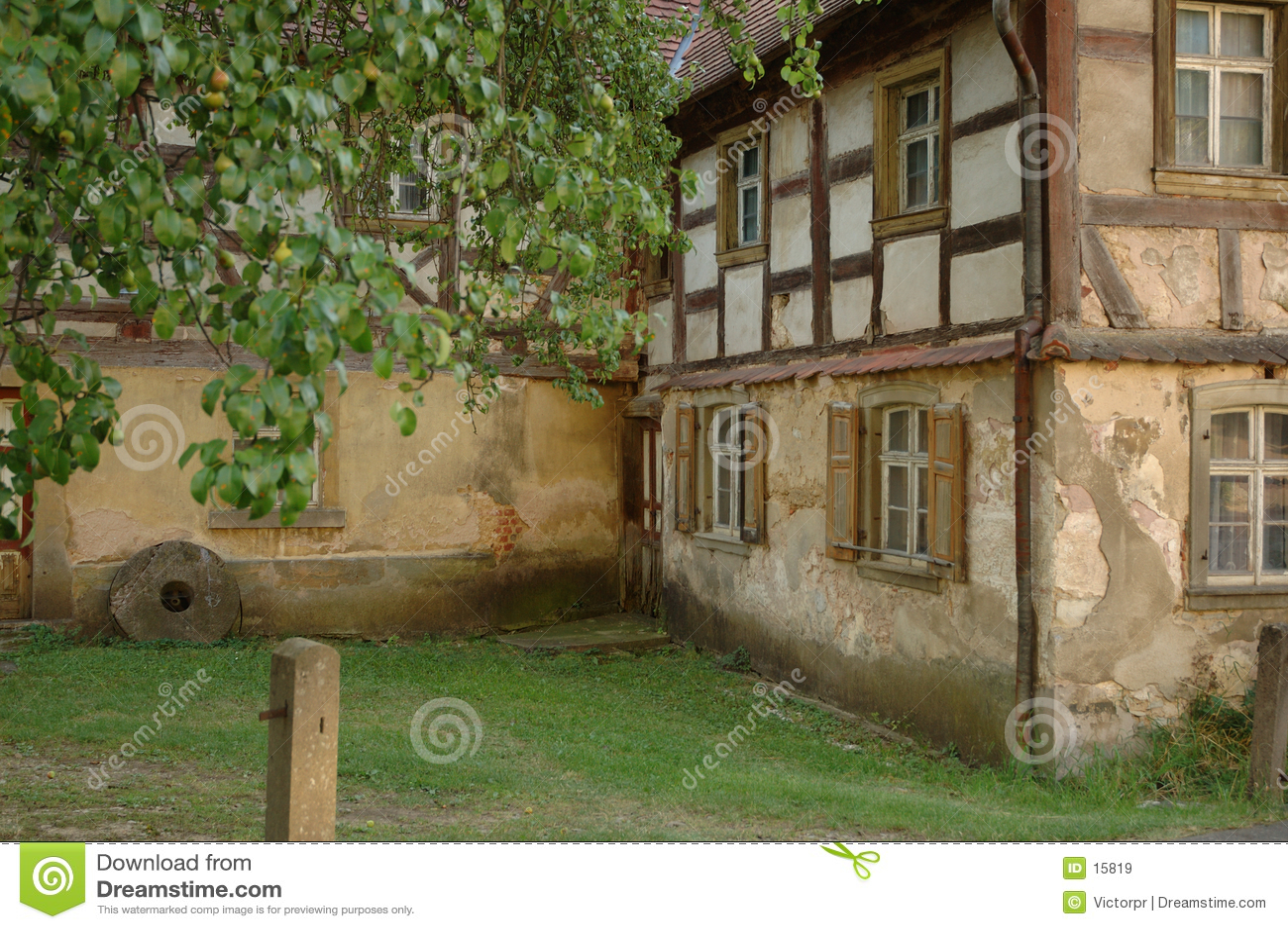 Een oud huis