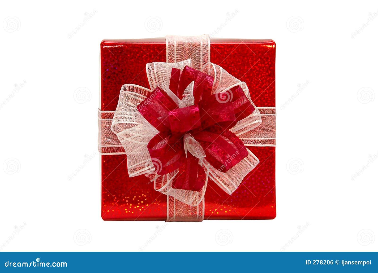 Een rode gift