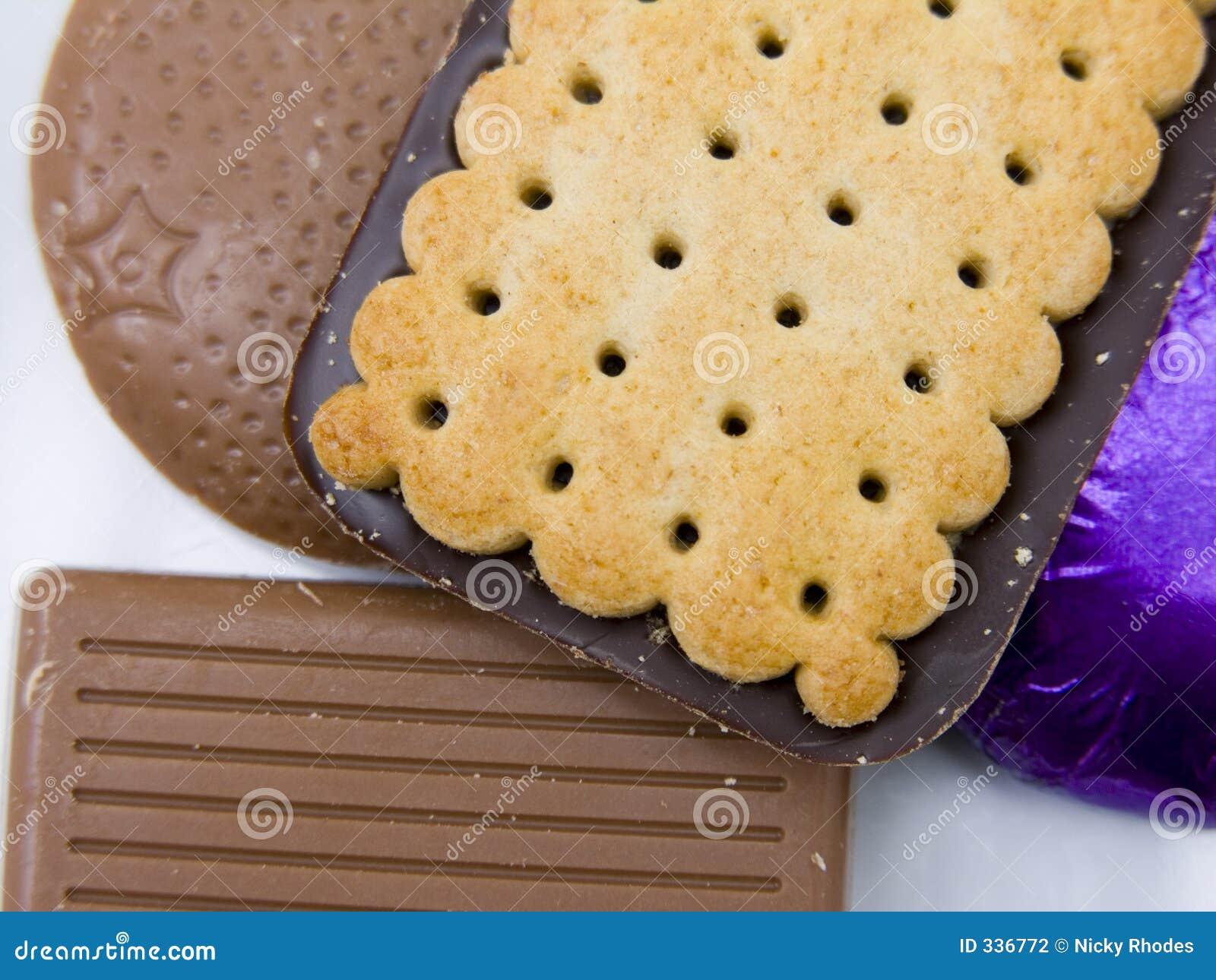 Een selectie van koekjes