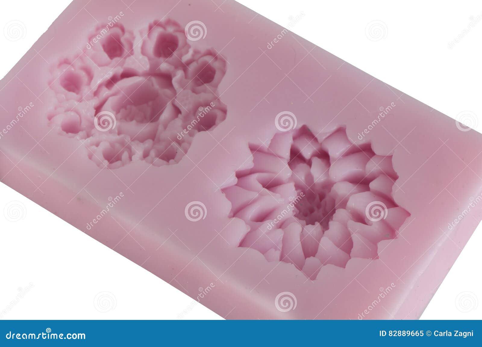 Een silicone vormt