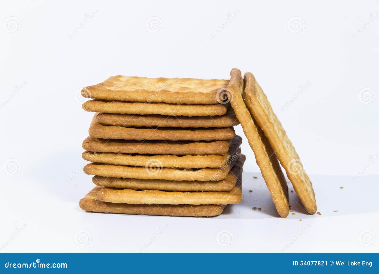 Een stapel van koekje