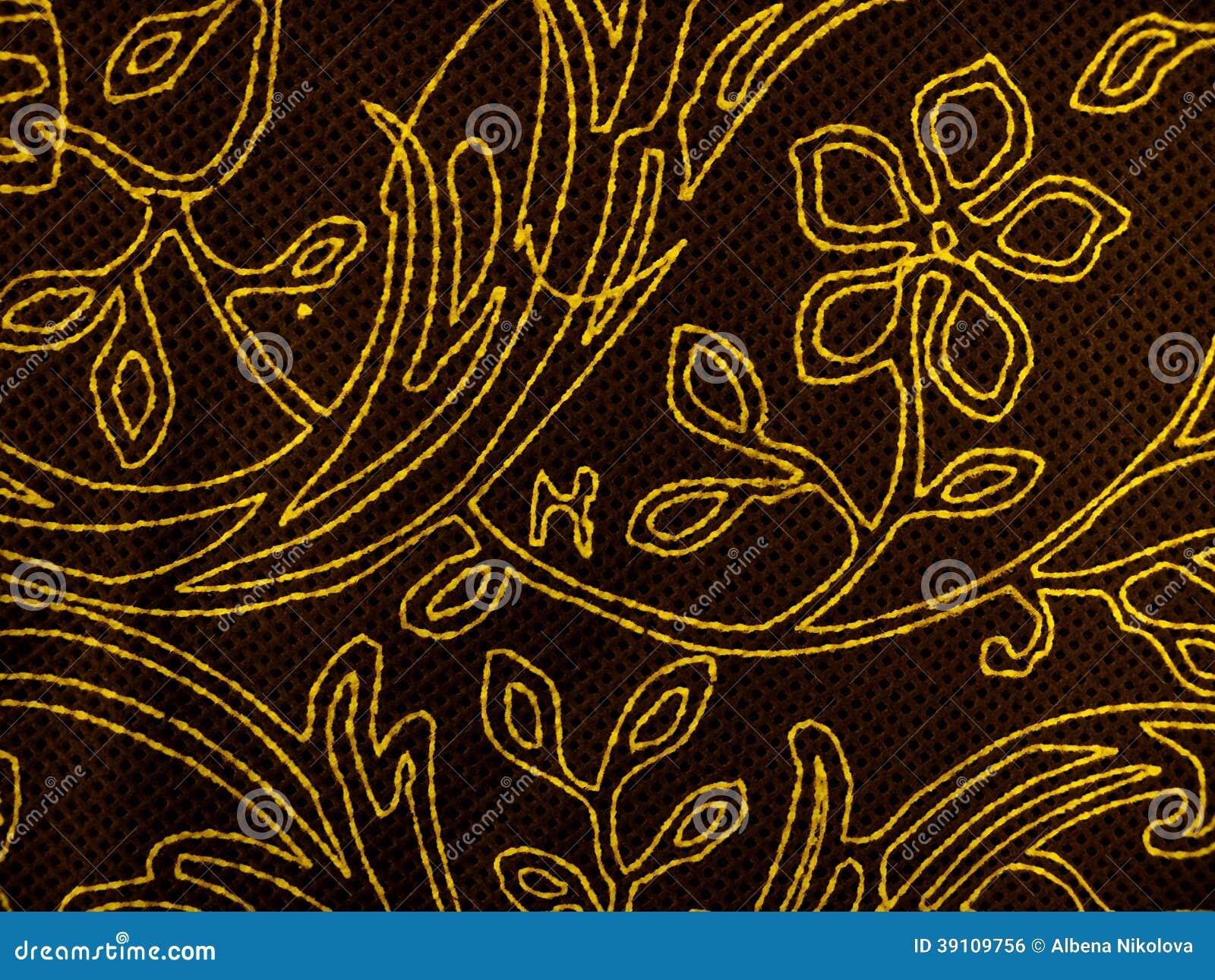 Een textieltextuur