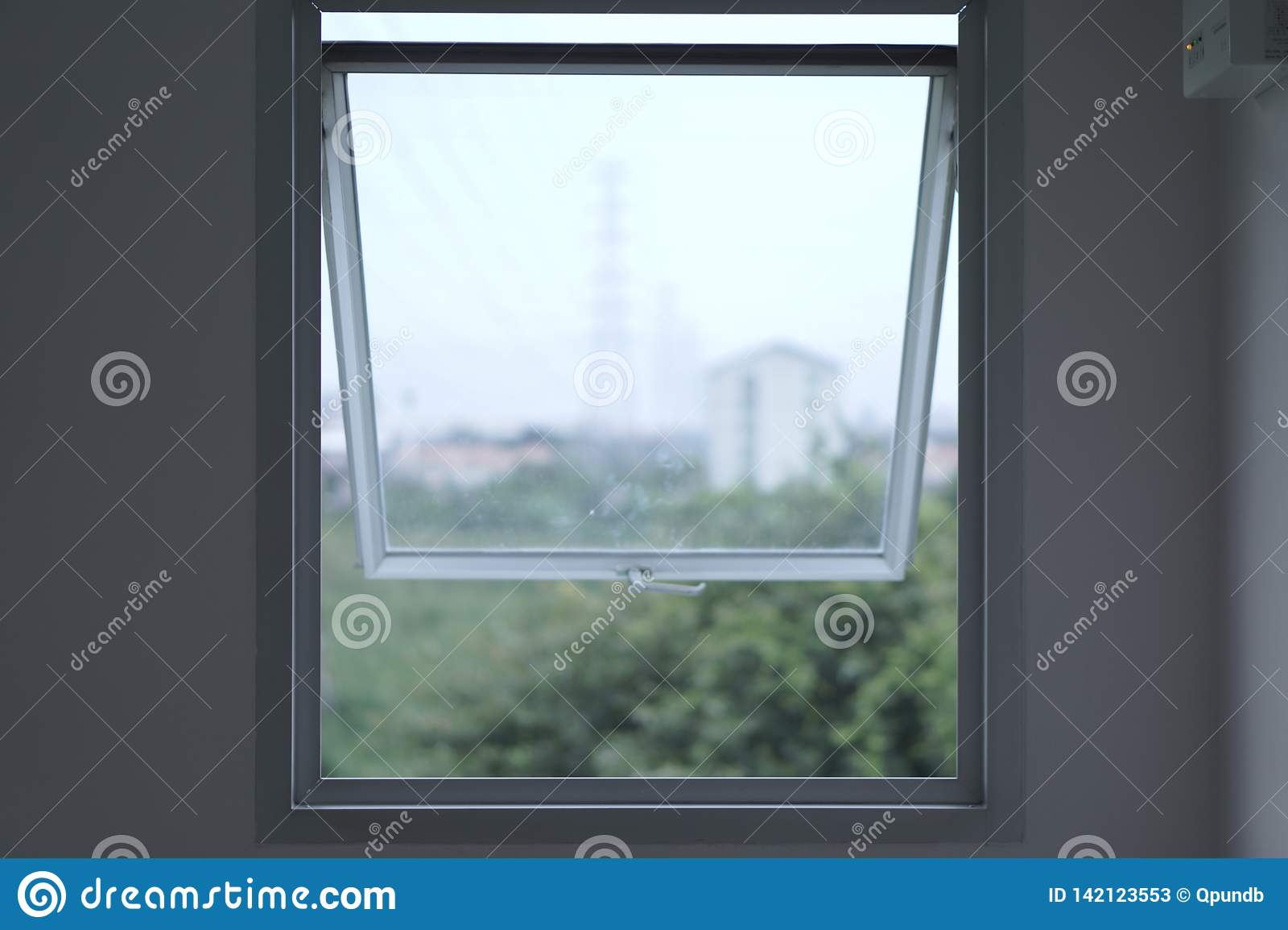 Een venster is niet alleen het venster