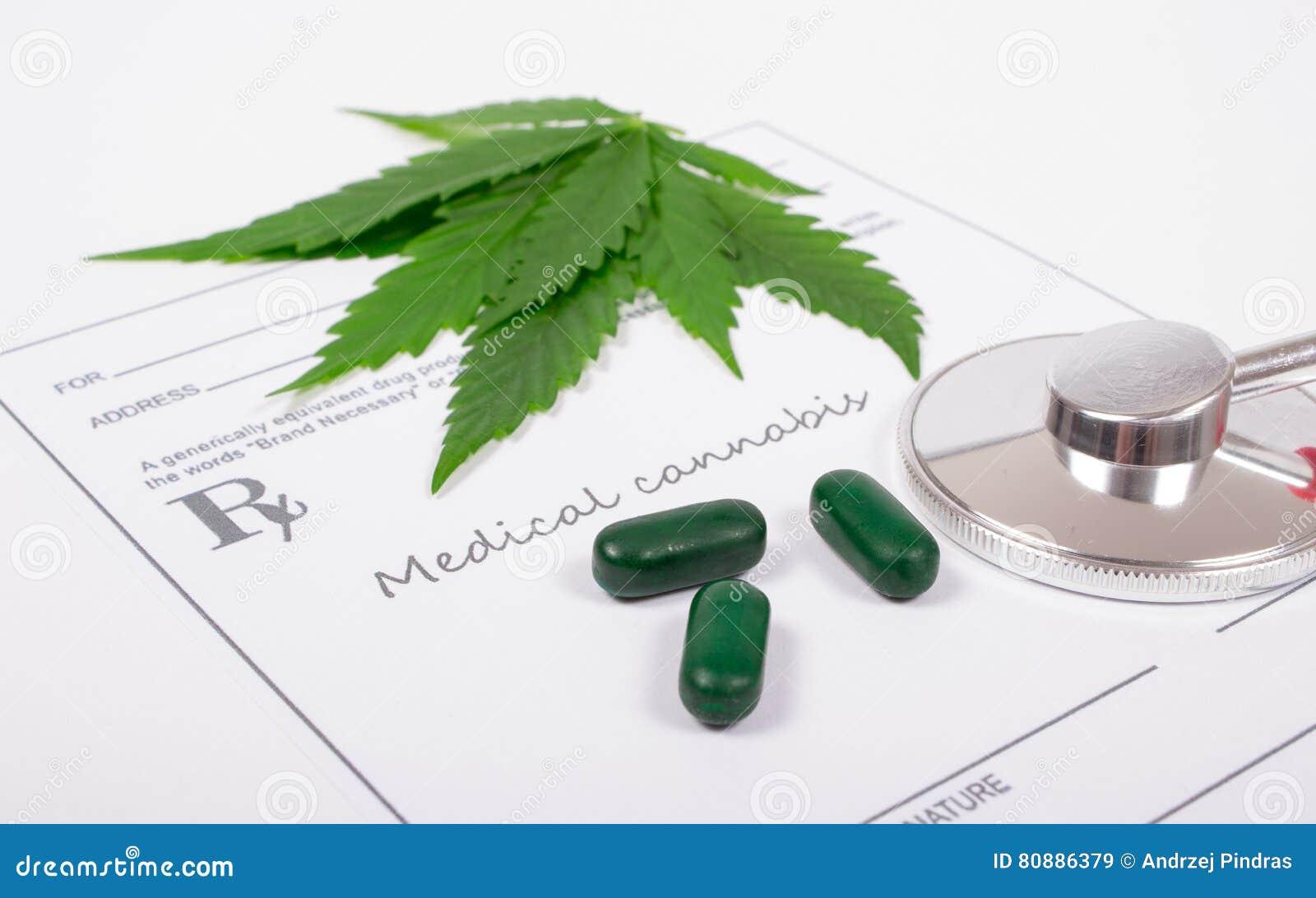 Een voorschrift voor medische marihuana