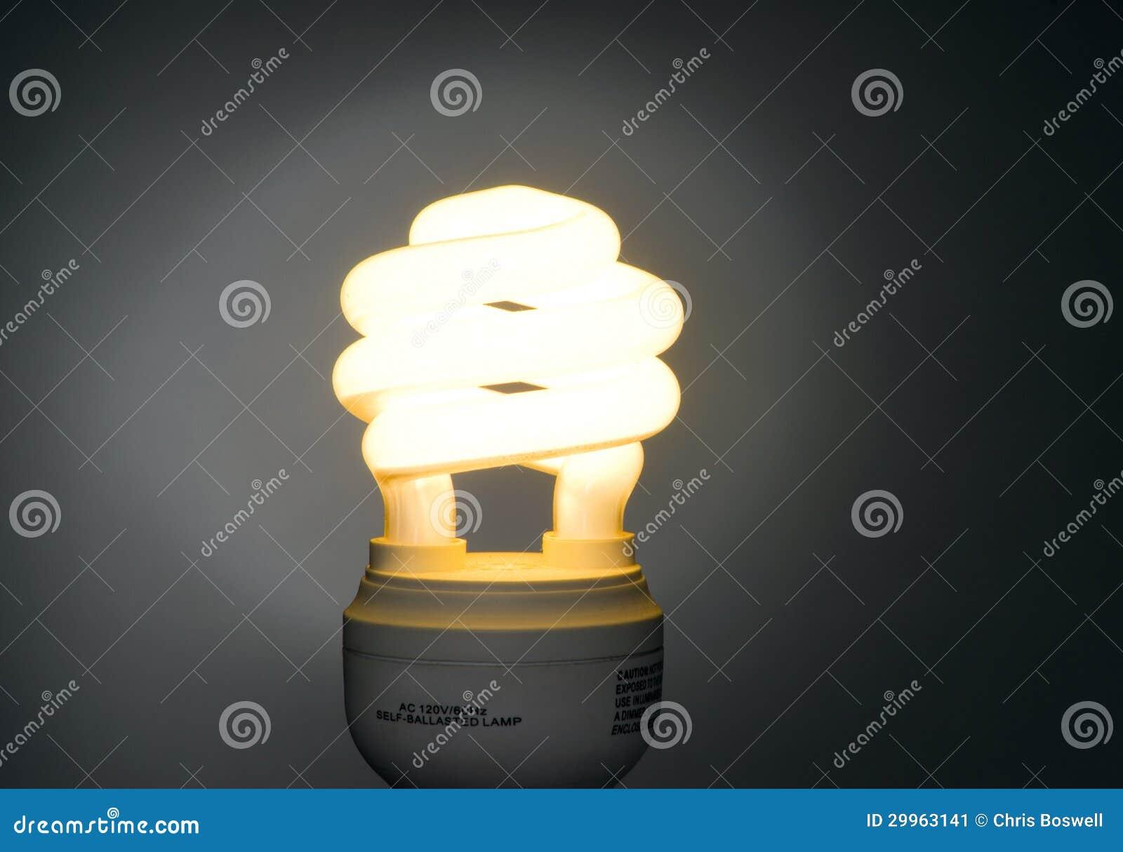 De warme bol met weinig watt van het neonlicht van de kleur zelf