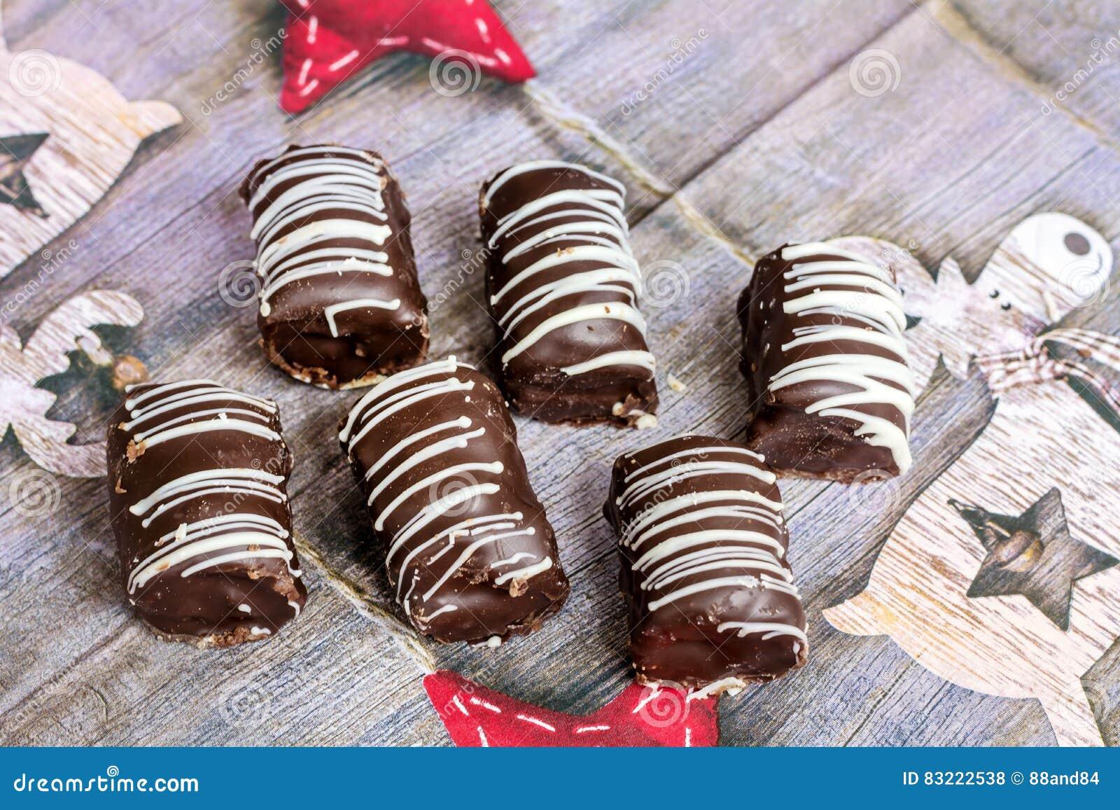 Een zoet suikergoed voor Kerstmis