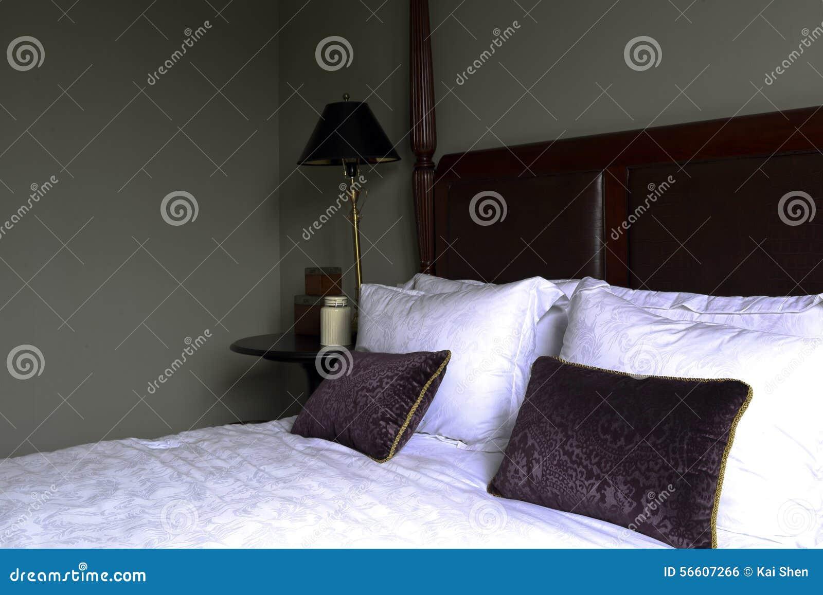 Eenvoudig en praktisch van de slaapkamer