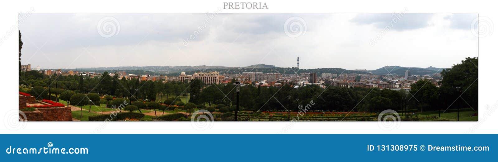 Eenvoudig Pretoria in Zuid-Afrika