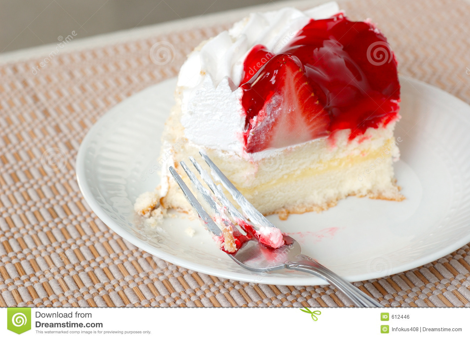 Eet cake
