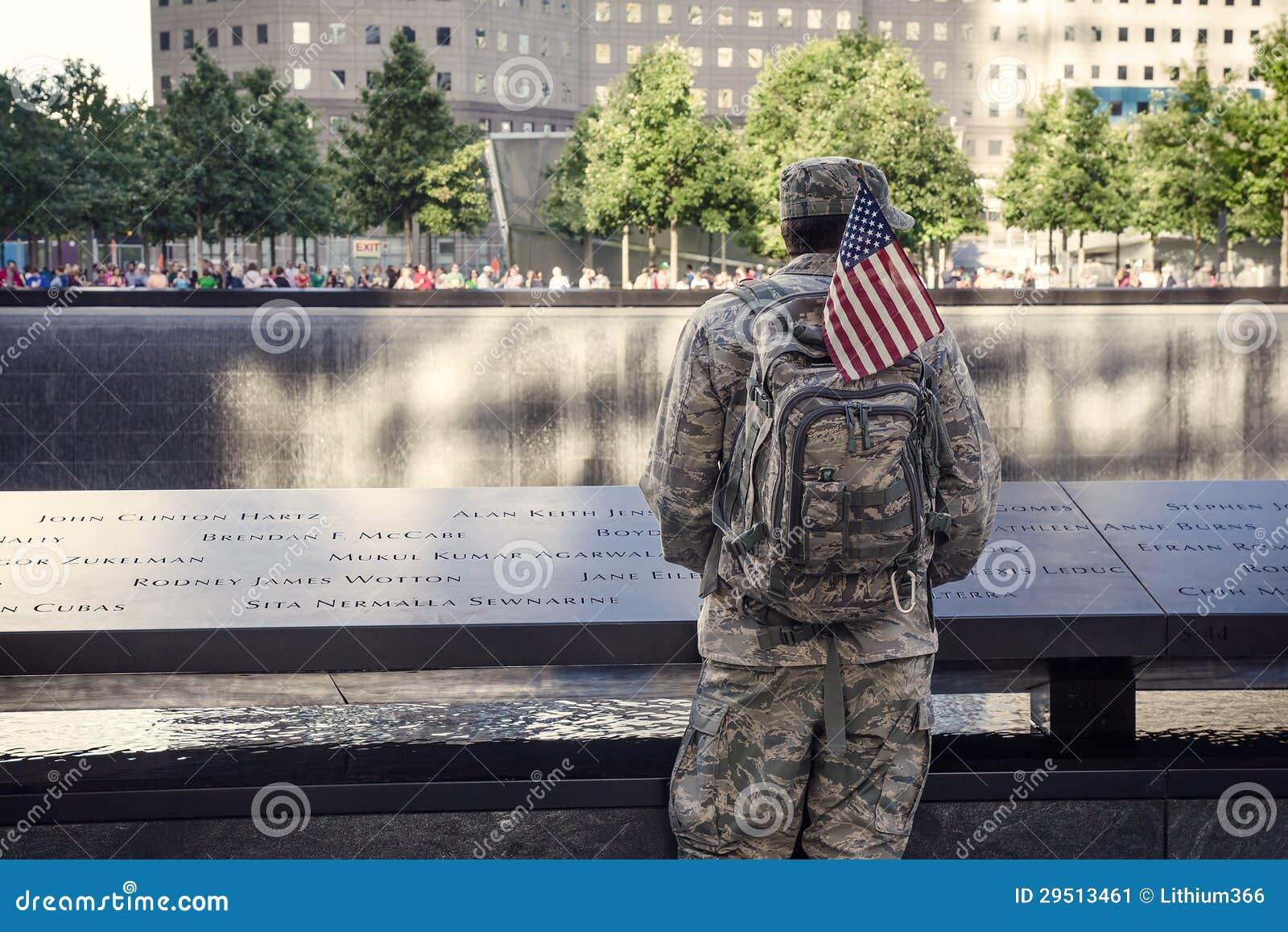 Eeuwig Geheugen aan 9/11 victums
