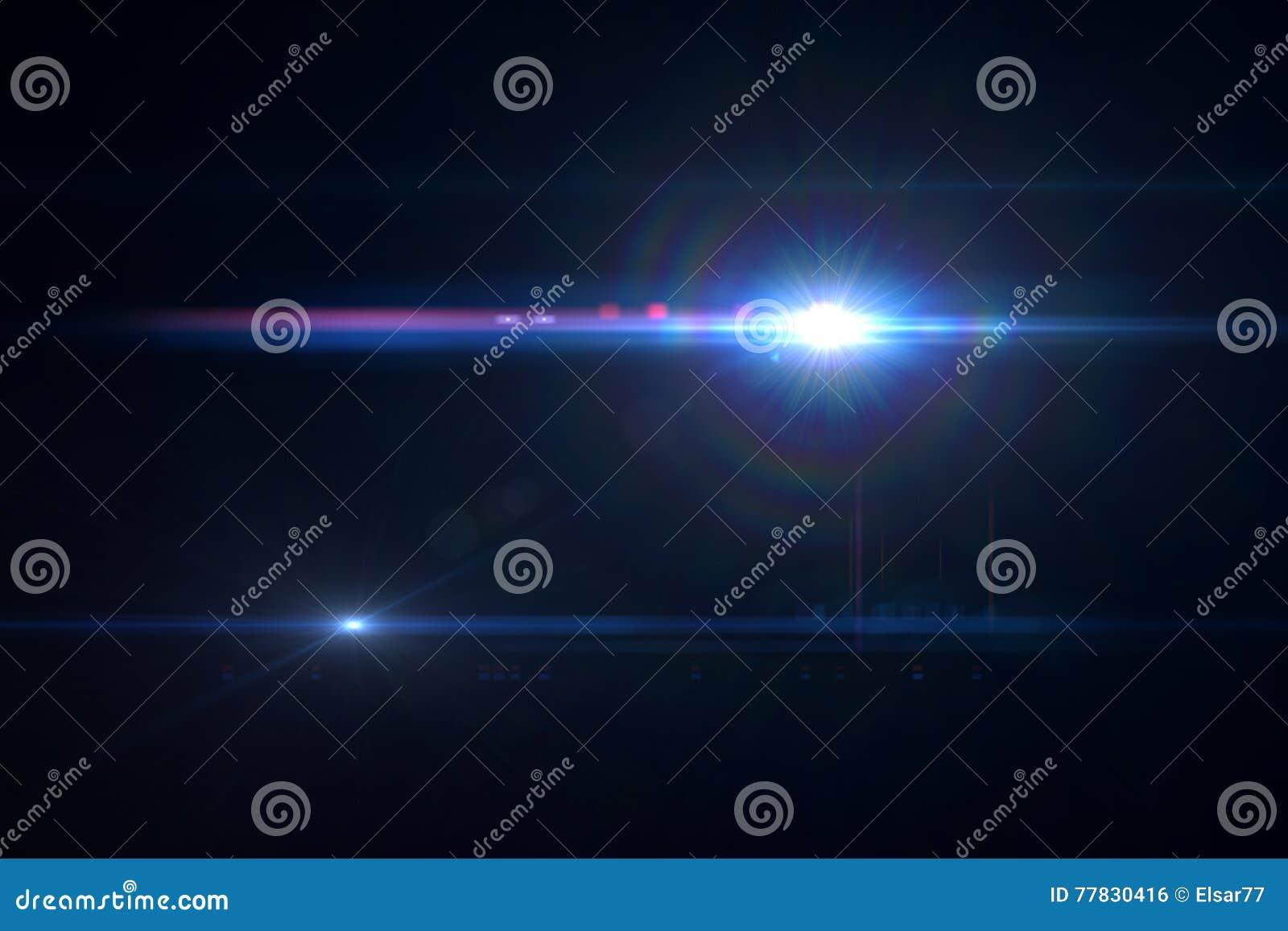 Efeito do alargamento da lente
