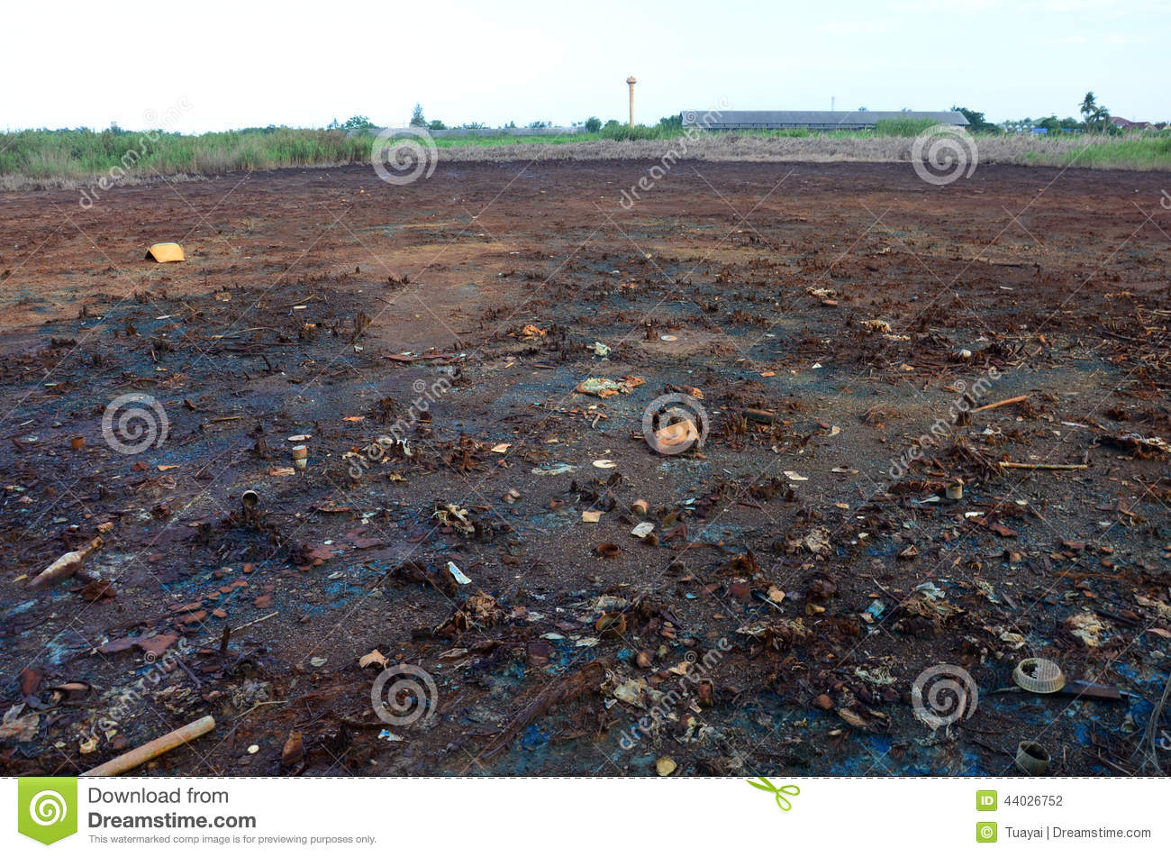 Effects of heavy metal poisoning or chemicals and heavy for Soil pollution