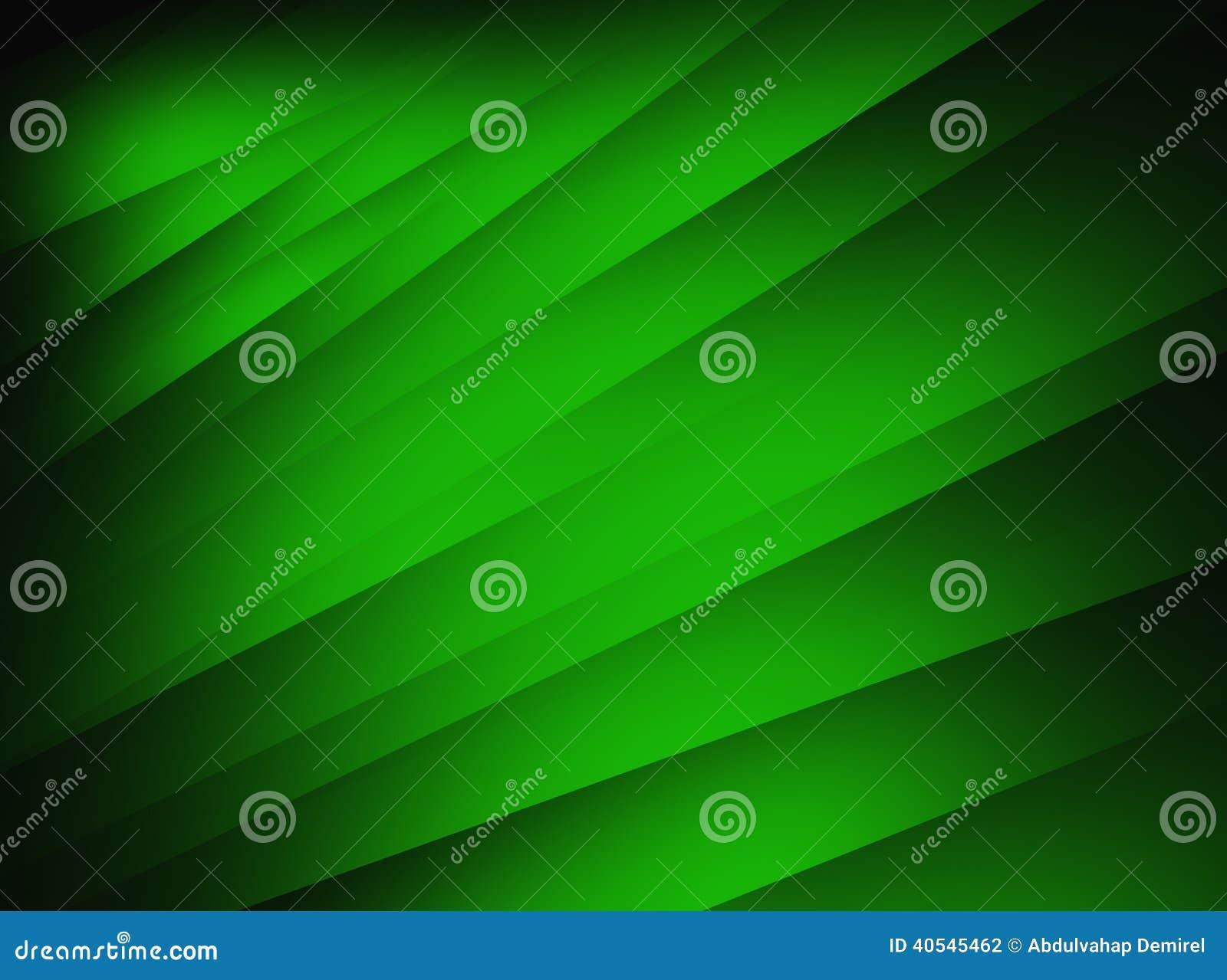 Effetti verdi della sfuocatura del fondo di struttura