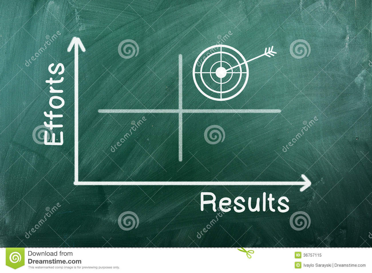 effort result stock image  image of achieve  concept