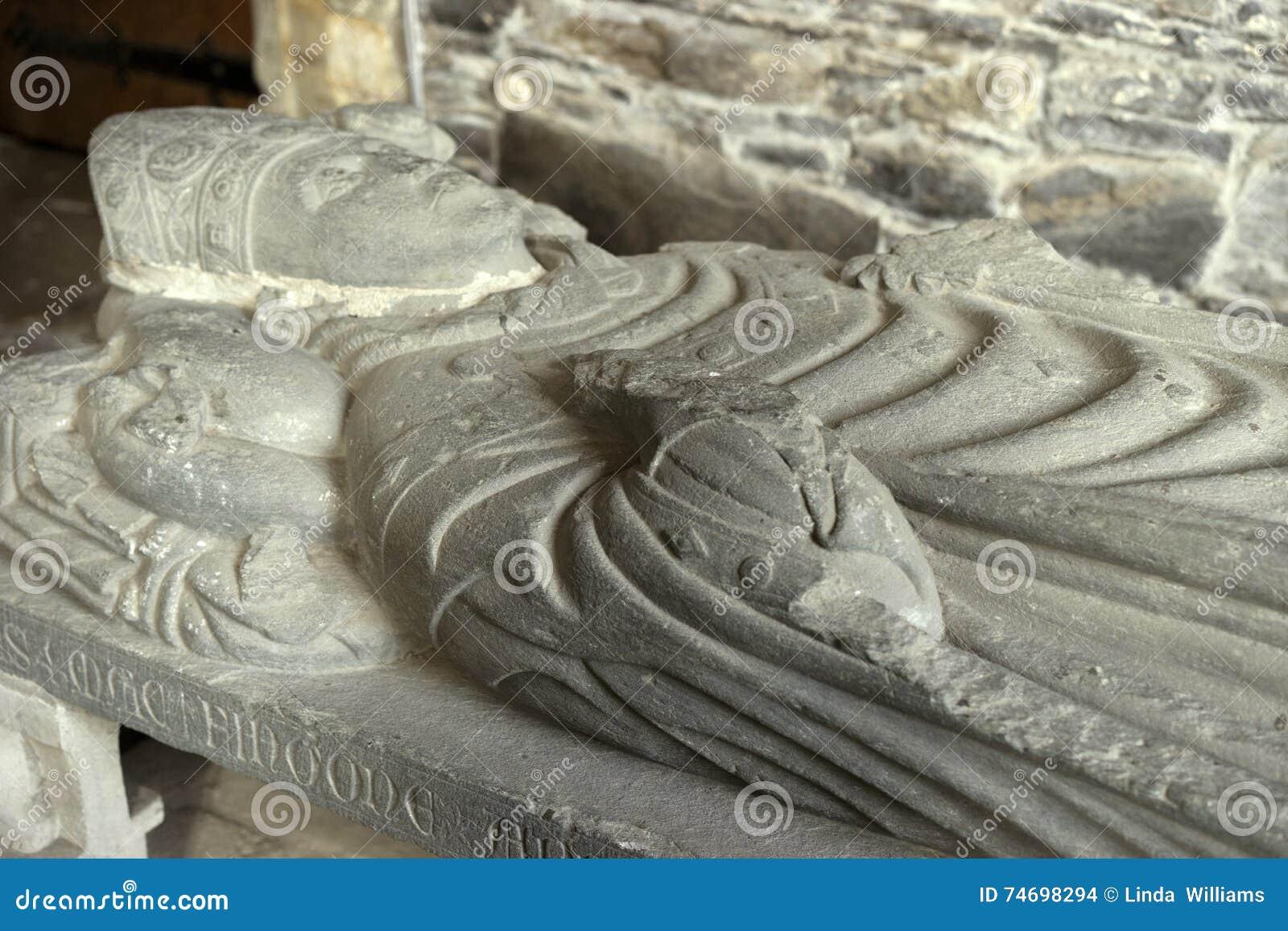 Efigie funeraria religiosa foto de archivo. Imagen de afterlife ...