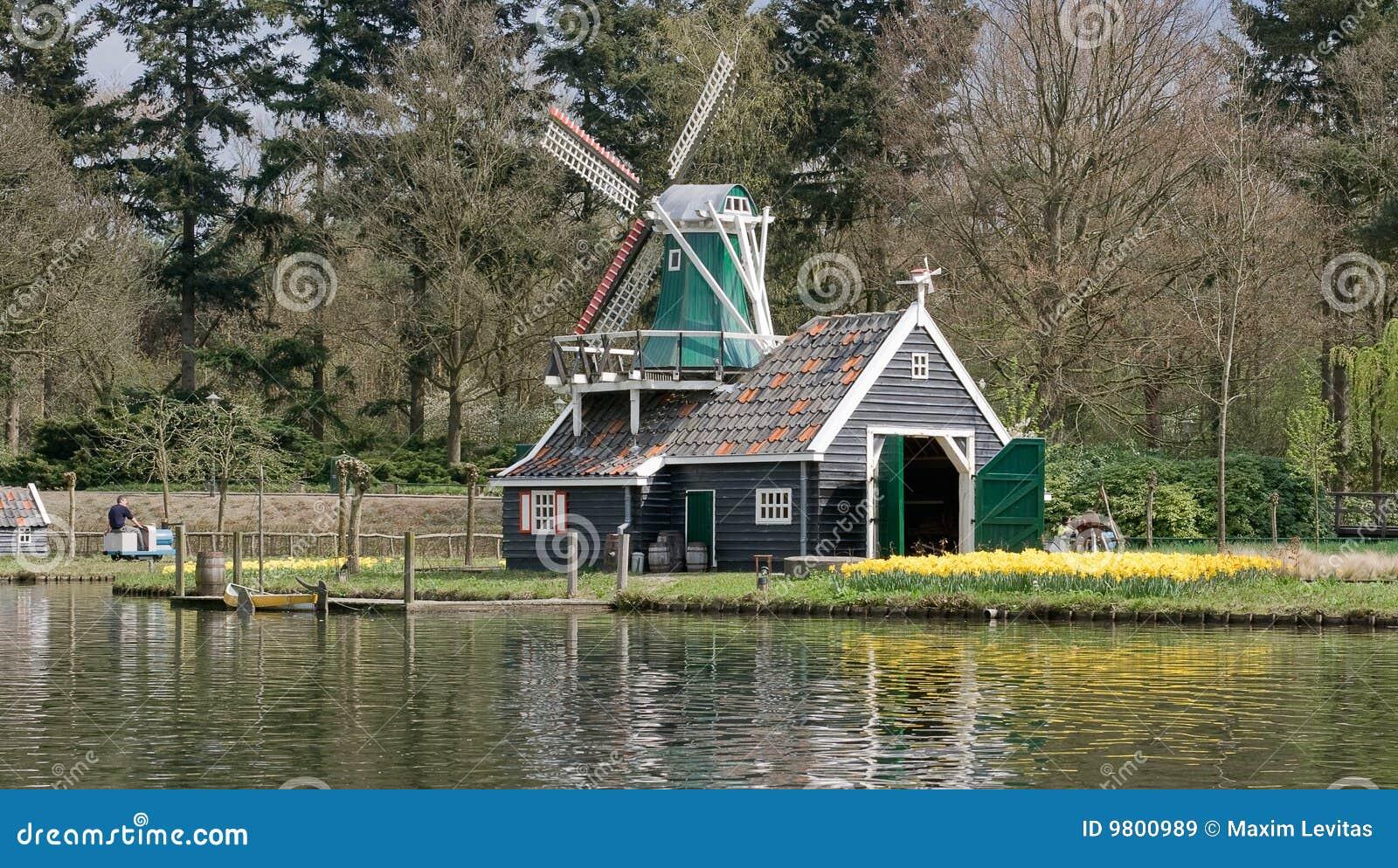 Efteling an amusement park in netherlands stock image for Amusement park netherlands