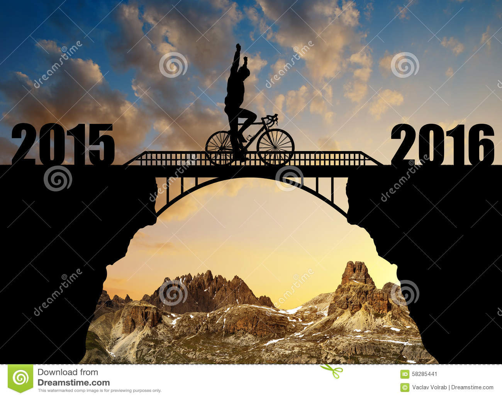 Eftersänd till det nya året 2016