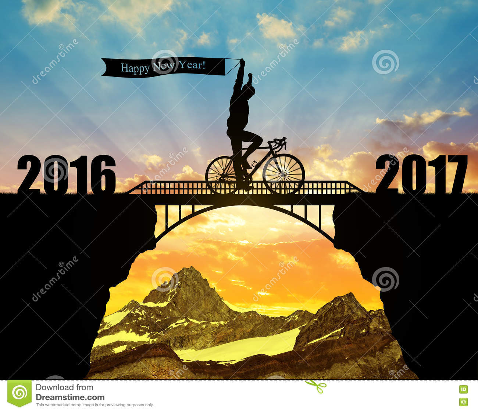 Eftersänd till det nya året 2017