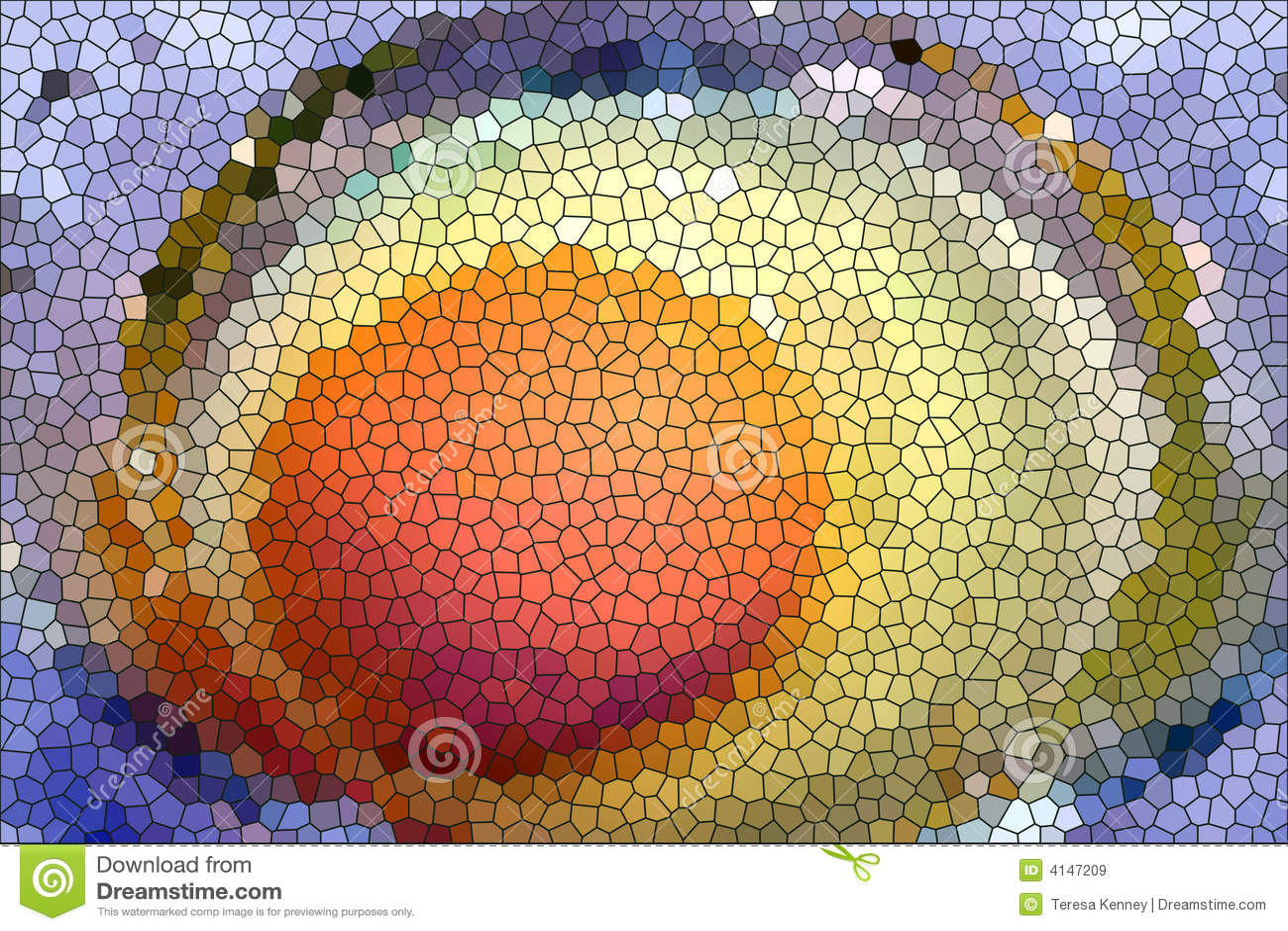 Egg mosaic royalty free stock images image 4147209 for Egg mosaic design