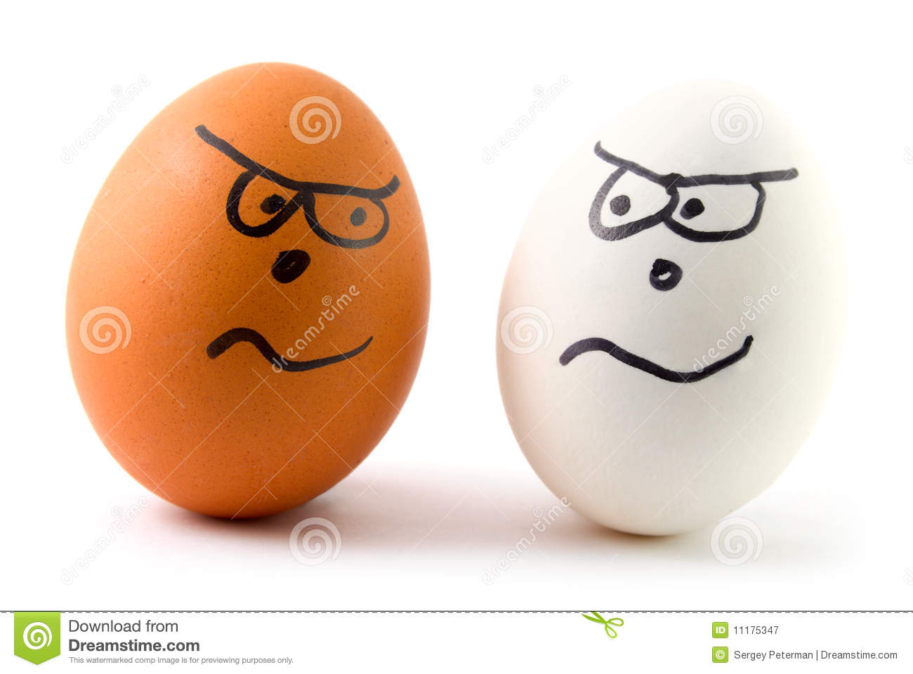 egg racism royalty free stock photography image 11175347 Flower Clip Art free flower clipart black and white