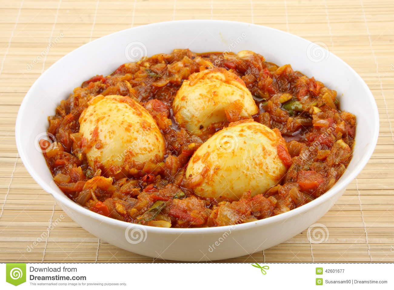 egg roast from asian cuisine stock photo image 42601677