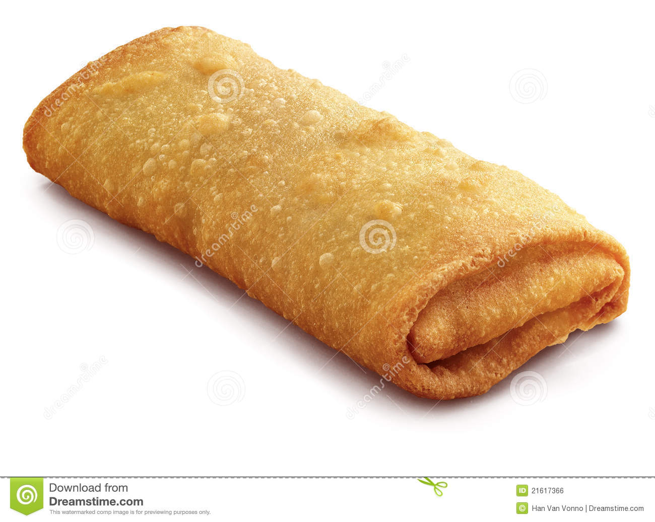 Egg Roll Royalty Free Stock Image - Image: 21617366