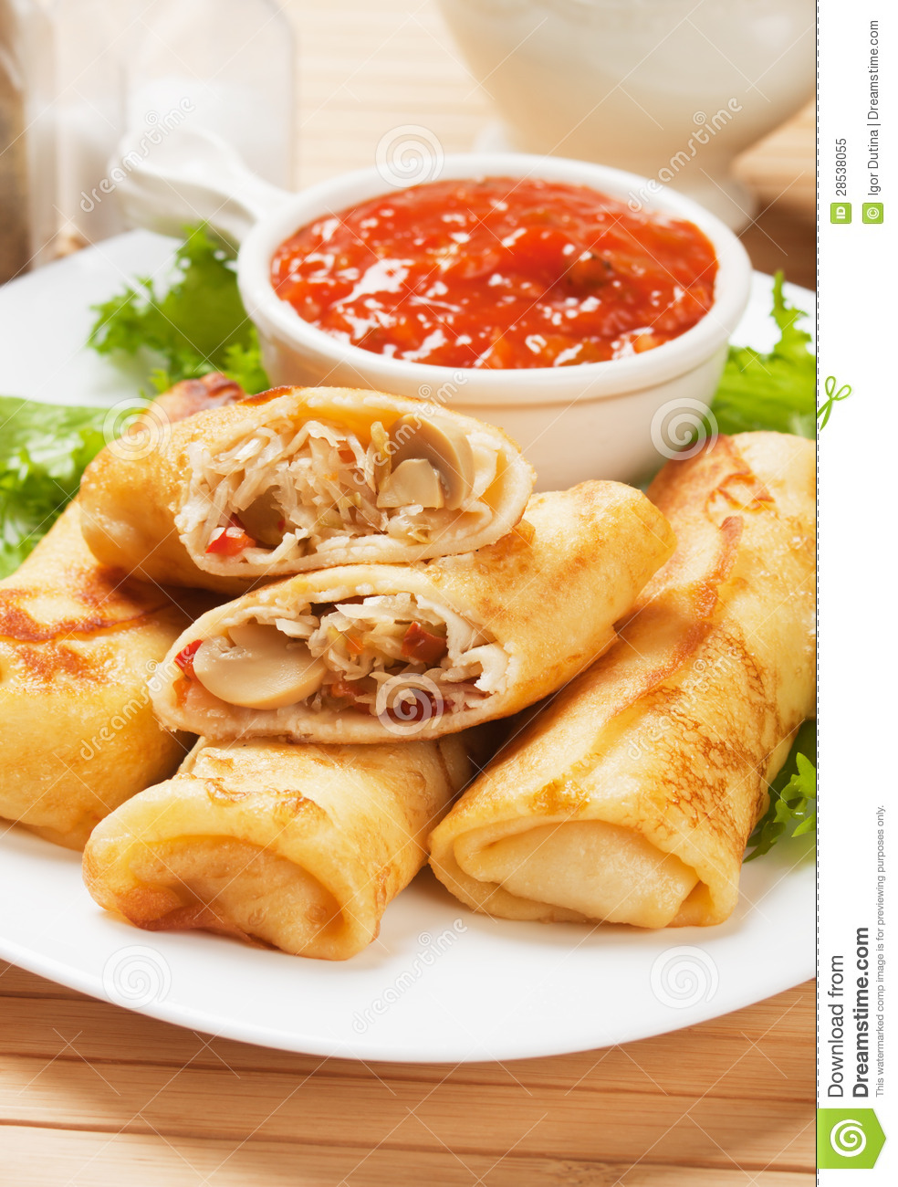 free clipart spring rolls - photo #42
