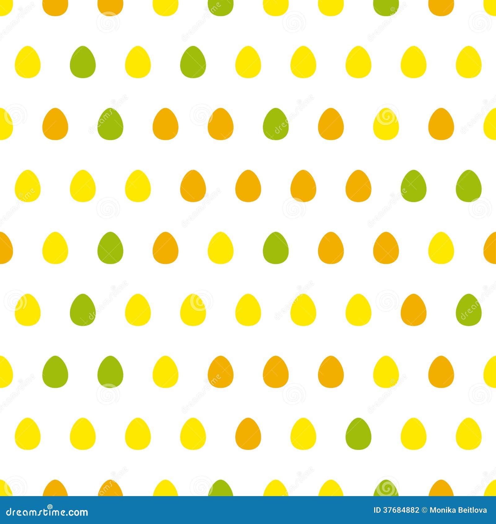 Egg Seamless Pattern Stock Photography - Image: 37684882