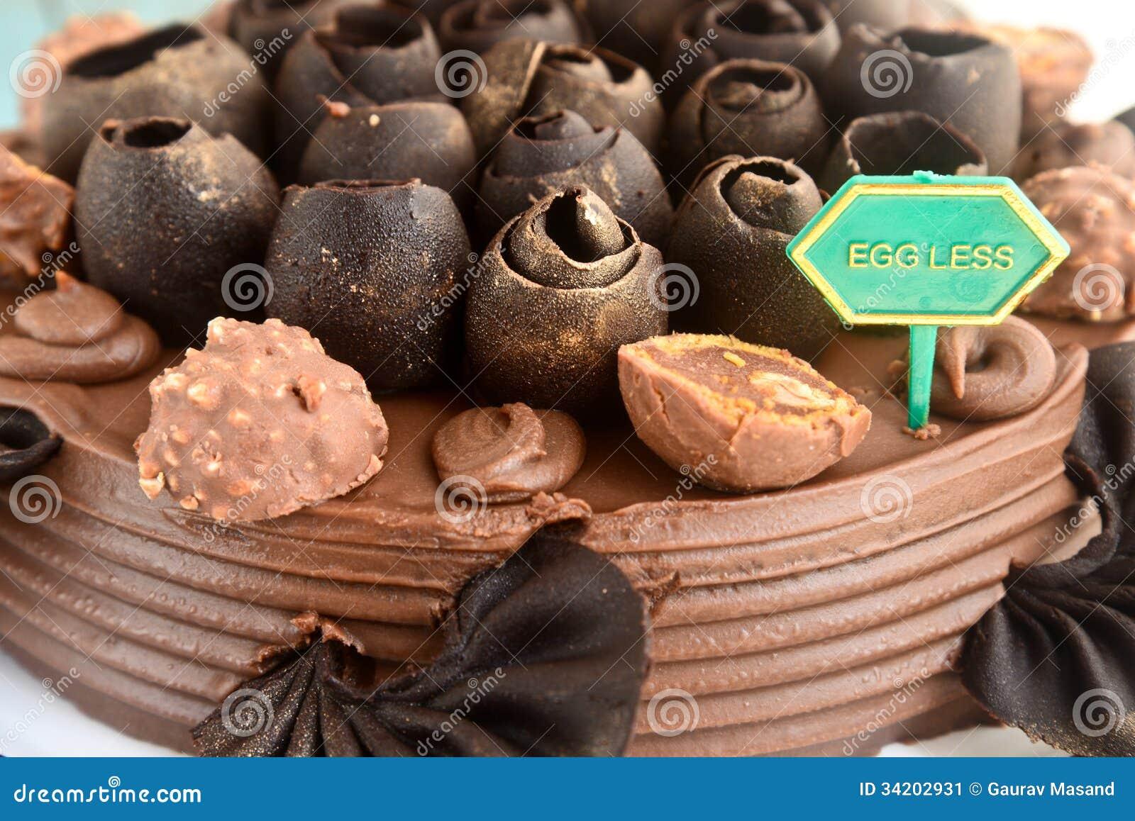 Eggless蛋糕
