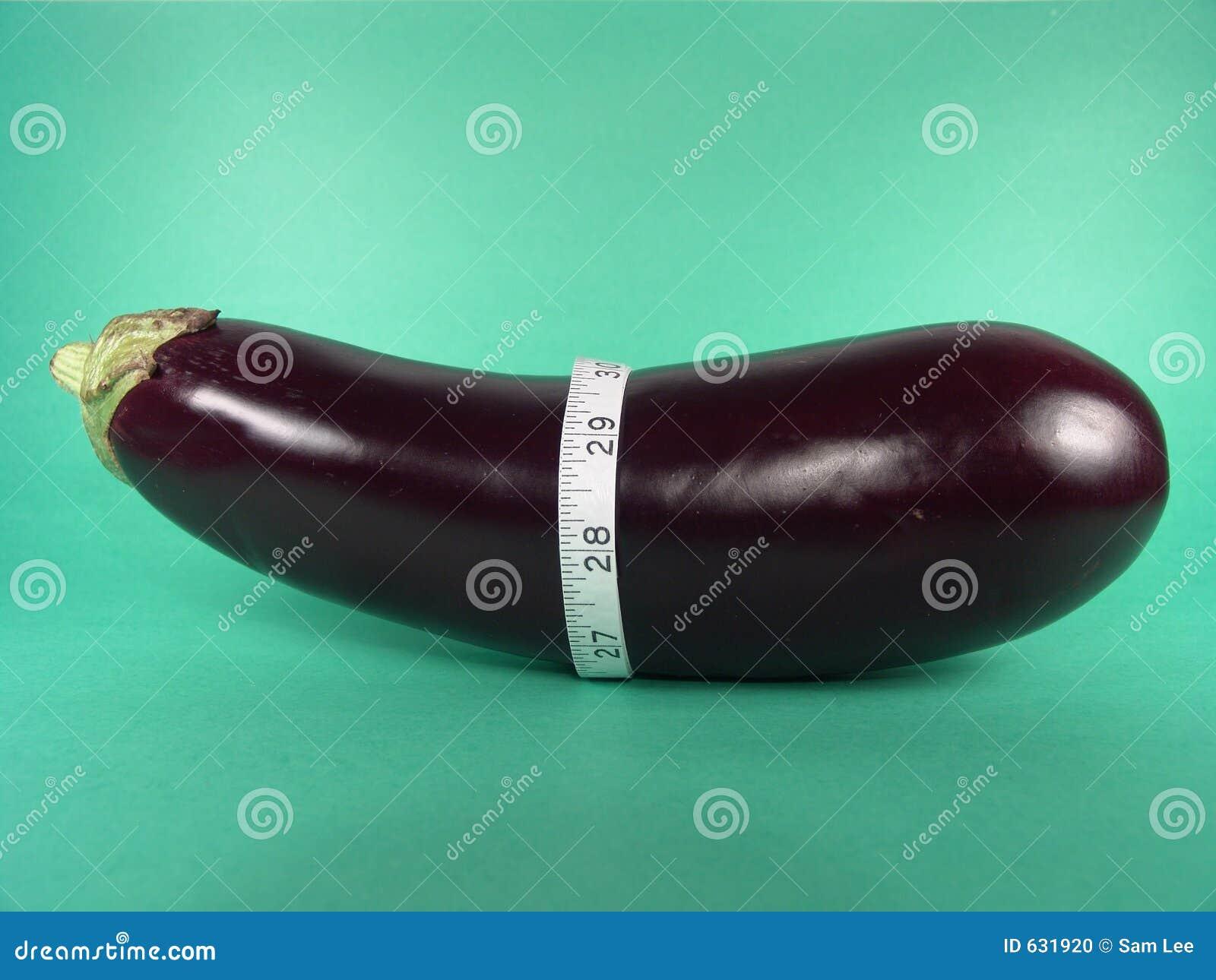 Eggplant Measuring Tape