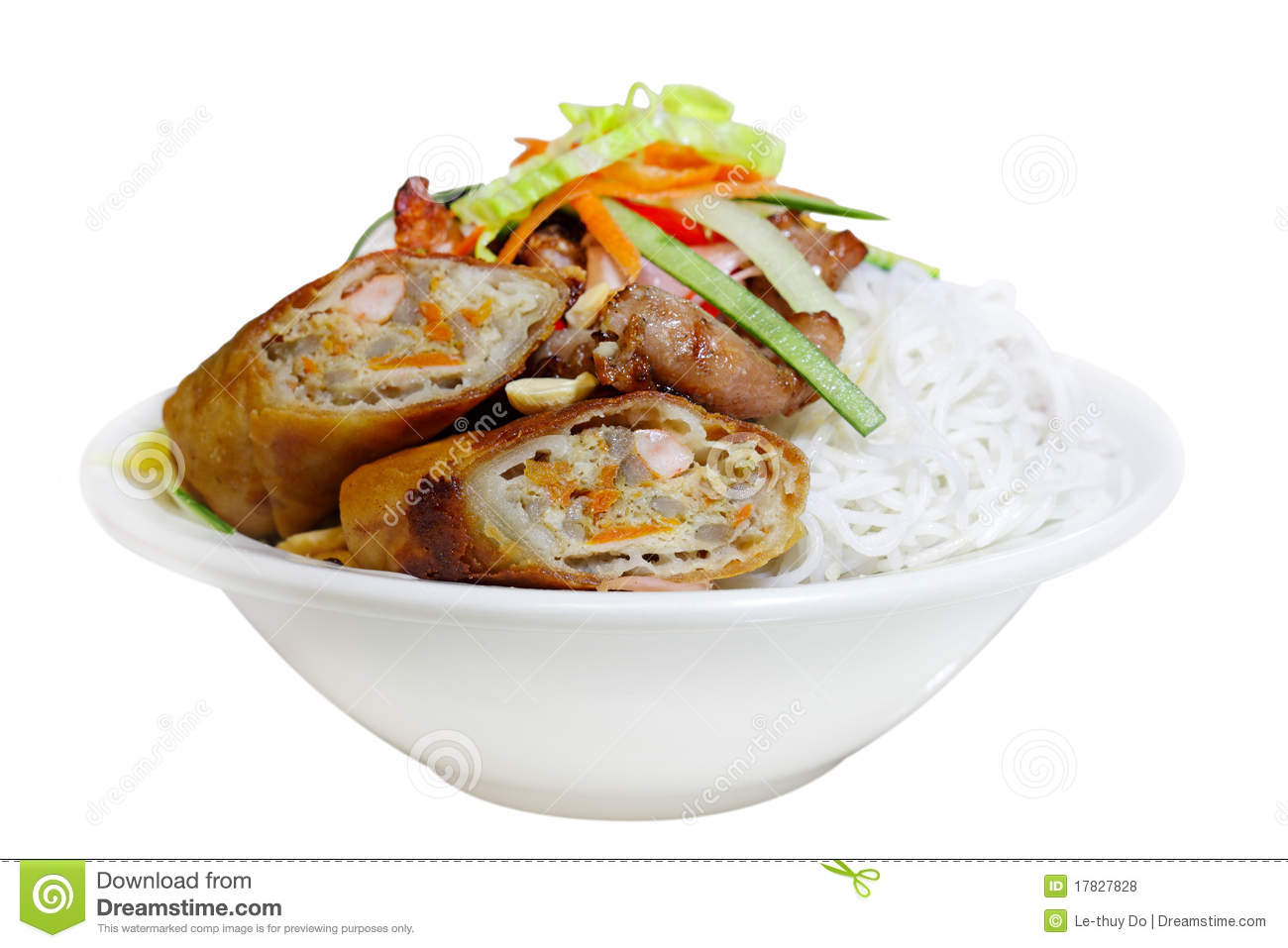 Eggroll noodle royalty free stock photos image 17827828 for Cuisine 3d dole