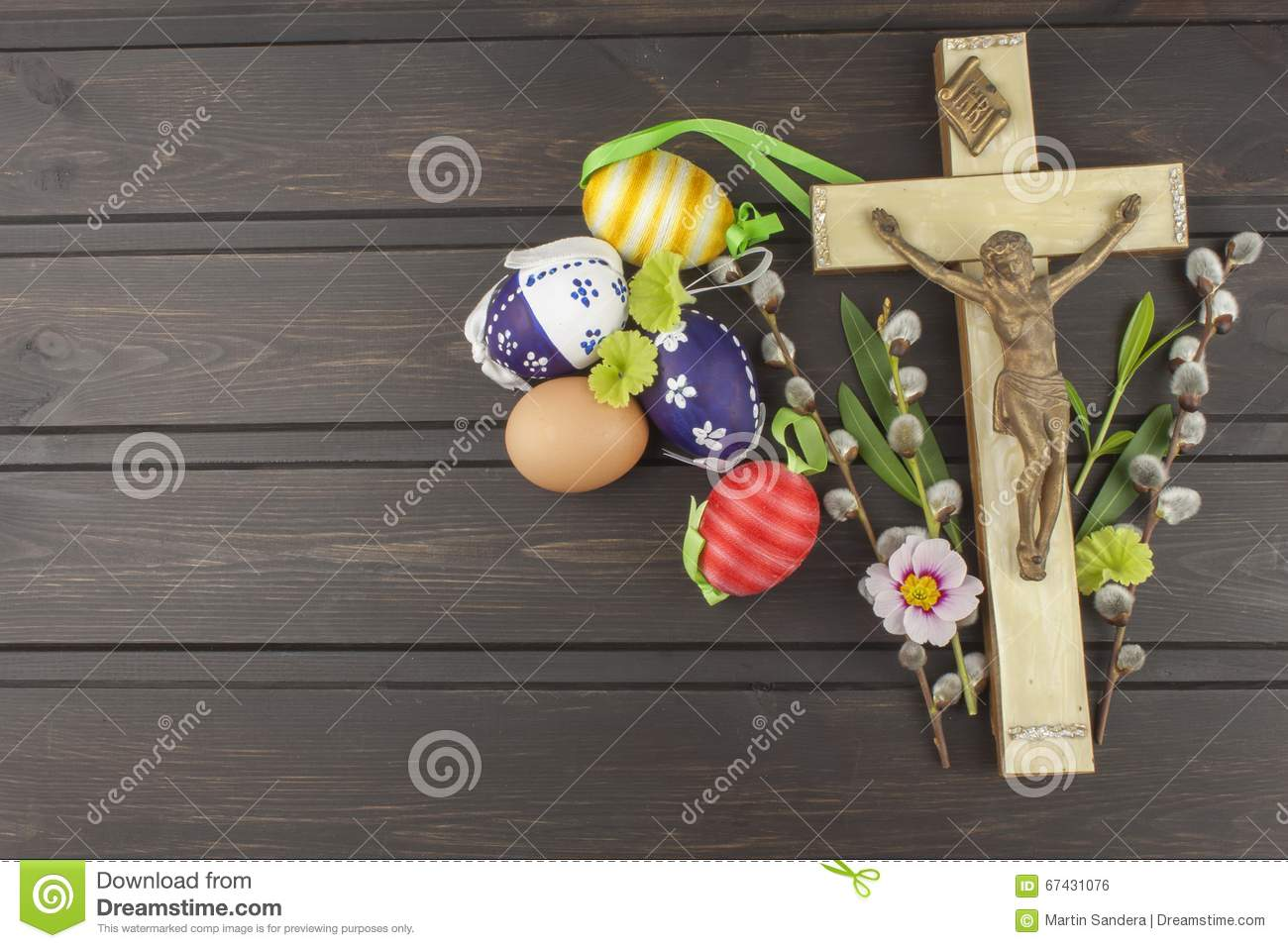 Eggs christian easter symbol preparation for easter celebrations royalty free stock photo buycottarizona Images