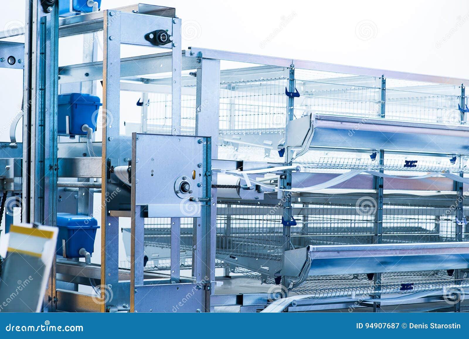 Eggs la incubadora de la producción dentro