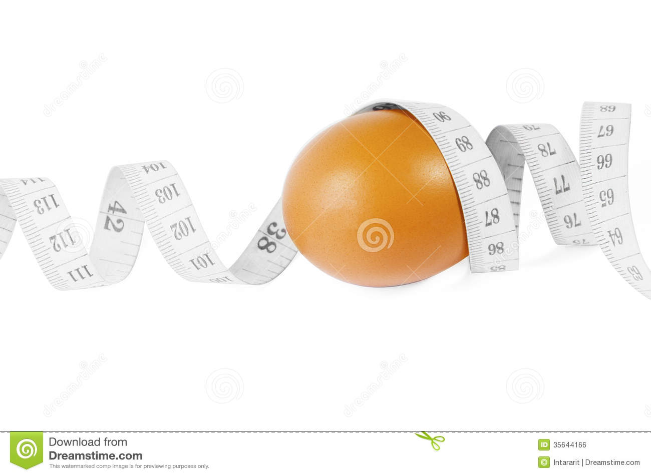 Eggs measure