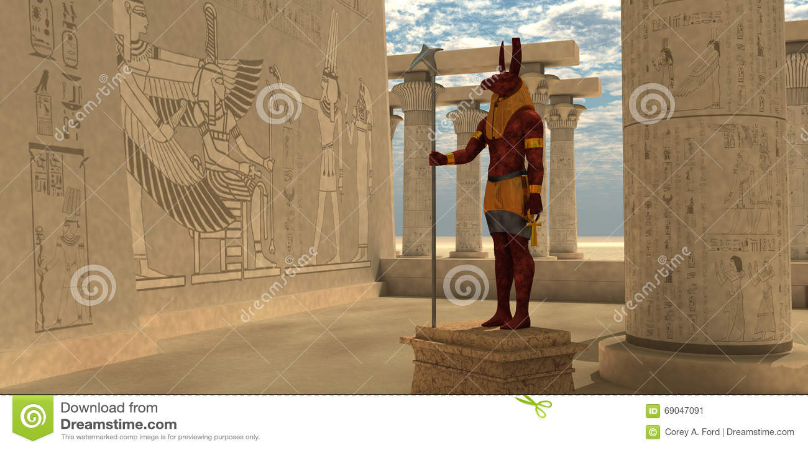 Egipski bóg Seth