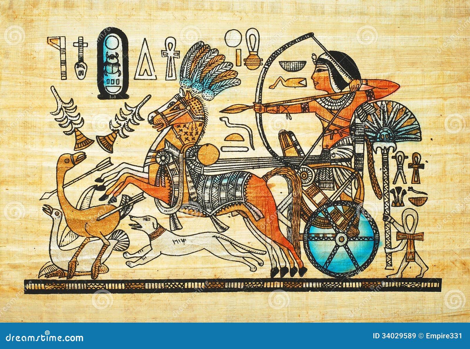 Egipski obraz