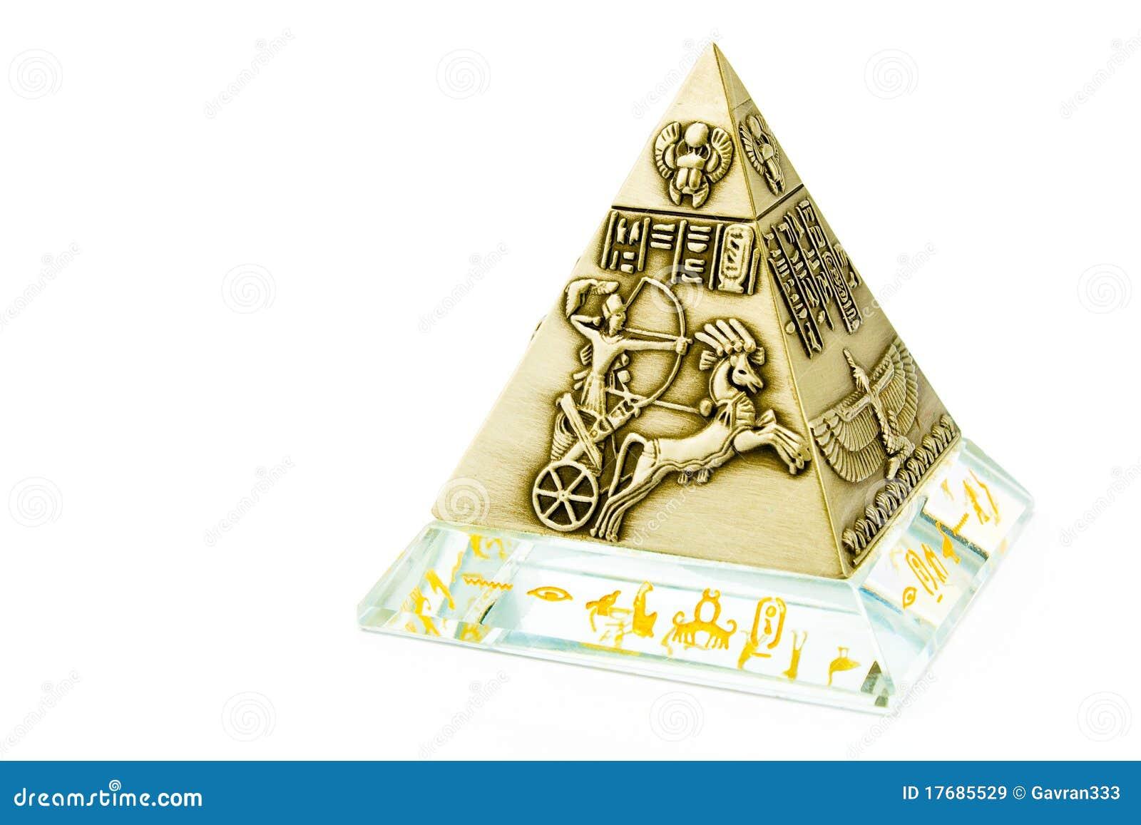 Egipski ostrosłup