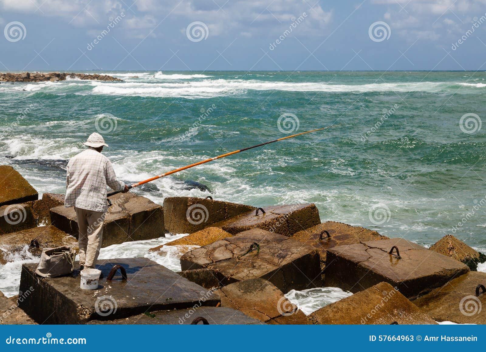 Egipski rybak