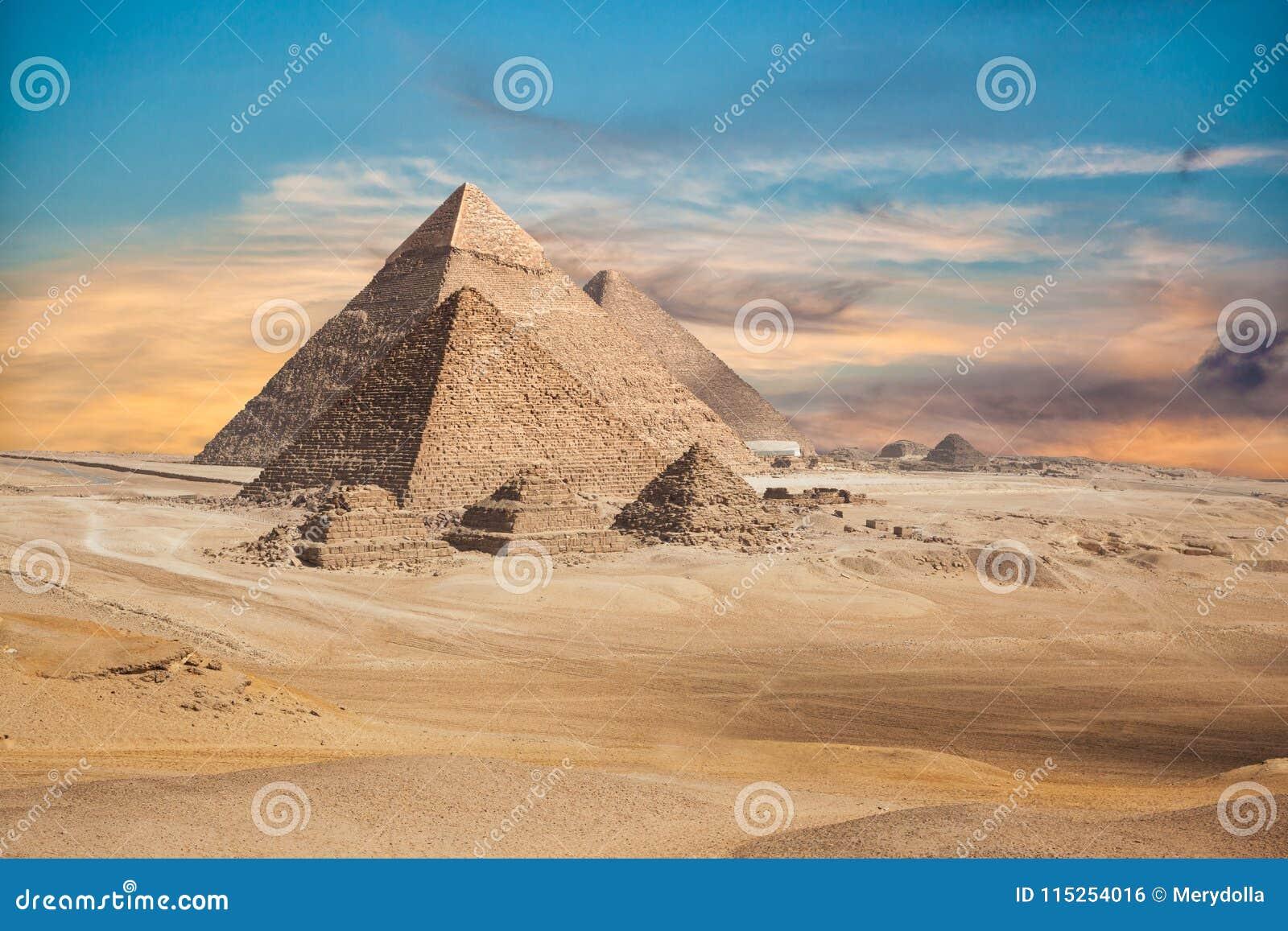 Egipt Kair, Giza -