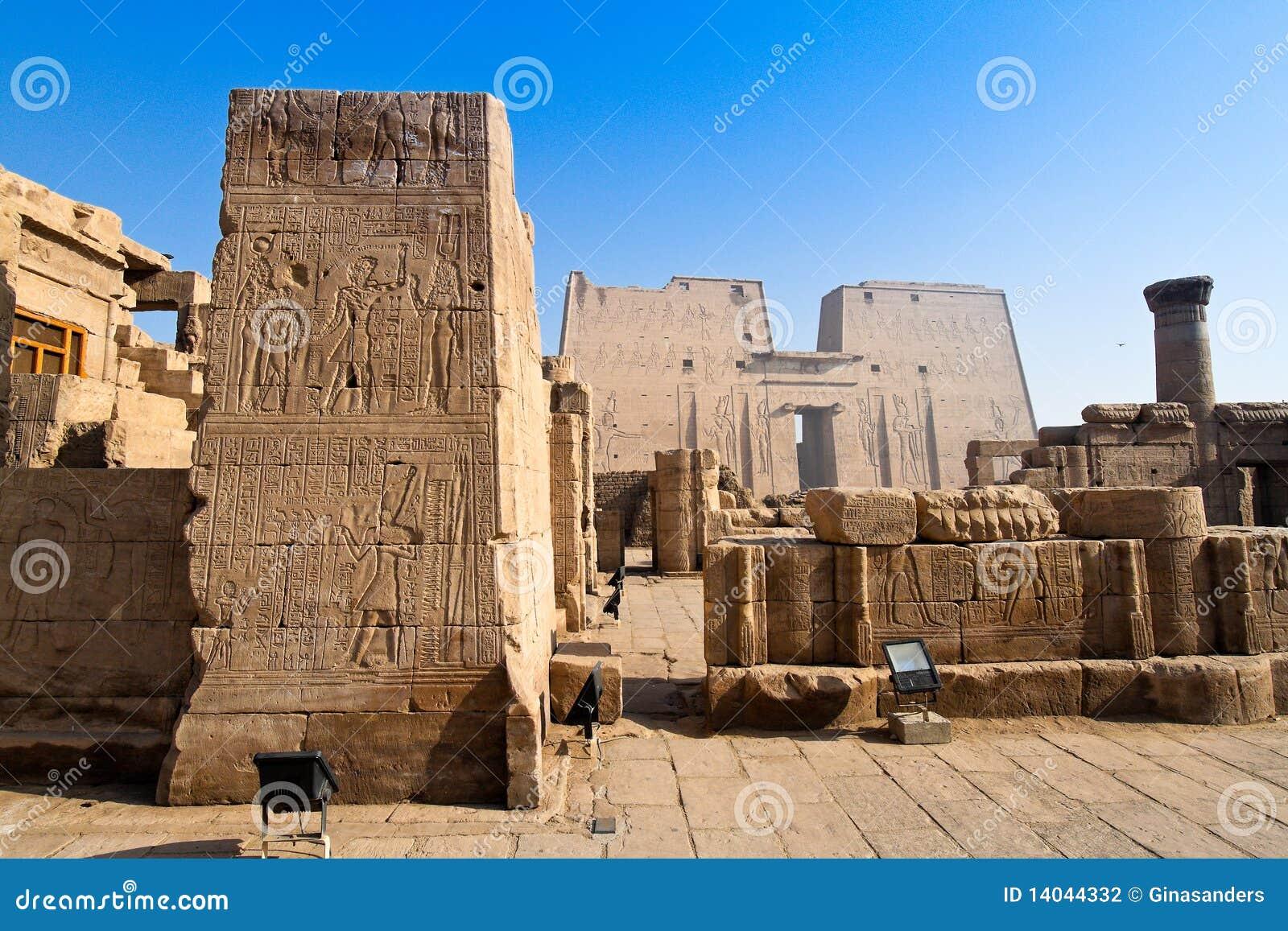 Egipto, Edfu, Horus