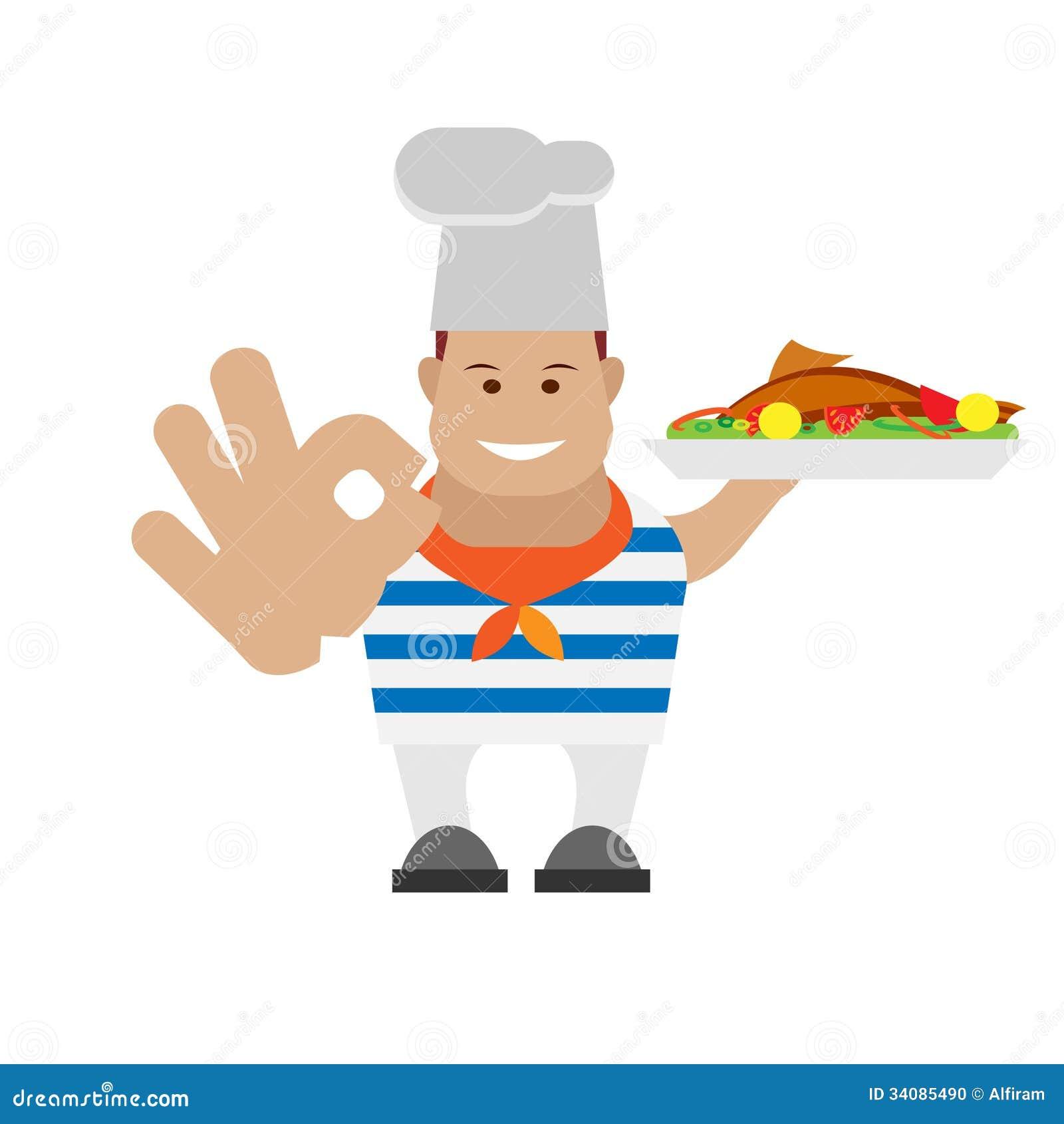 Żeglarza kucharz