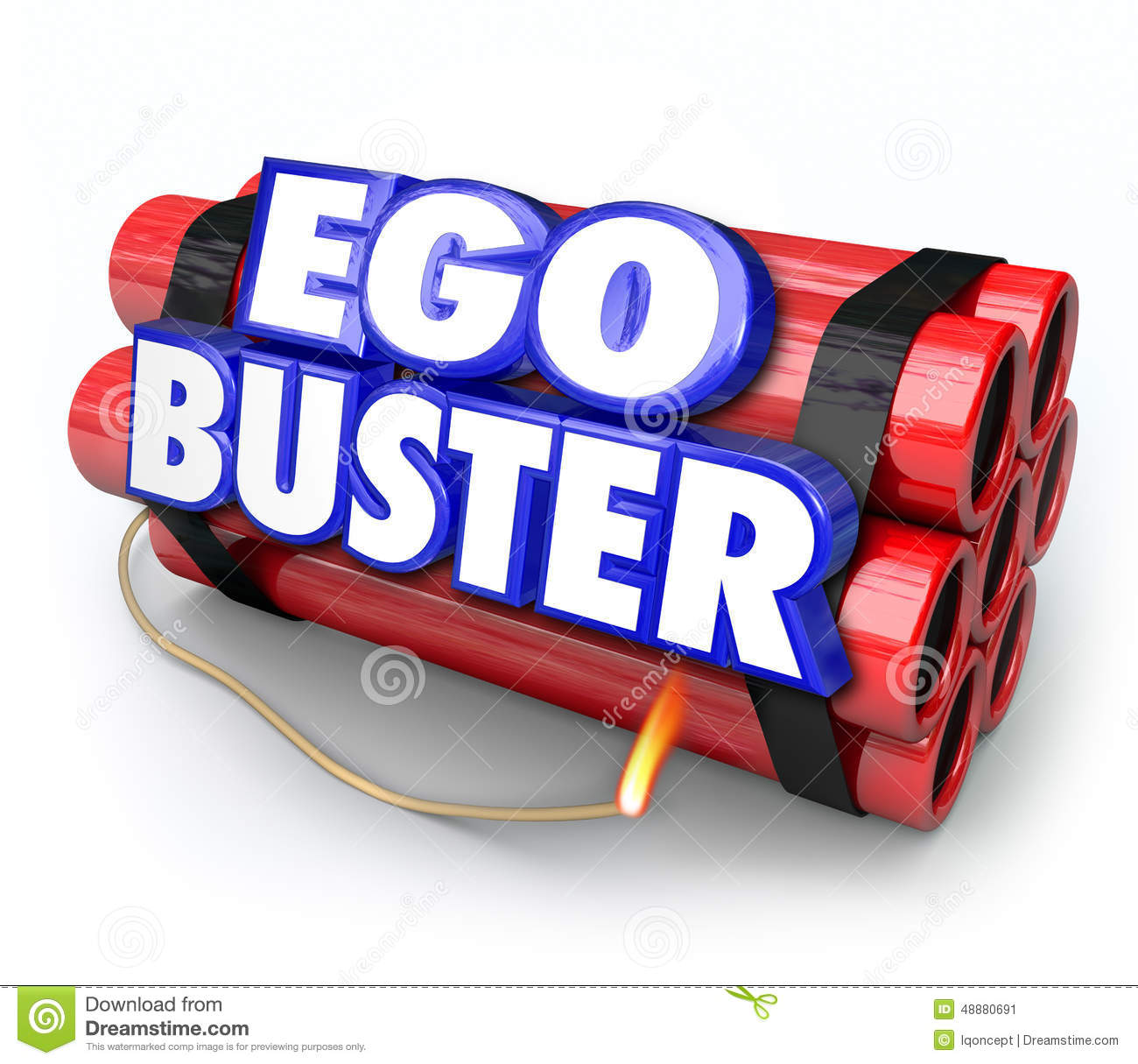 What is an ego buster